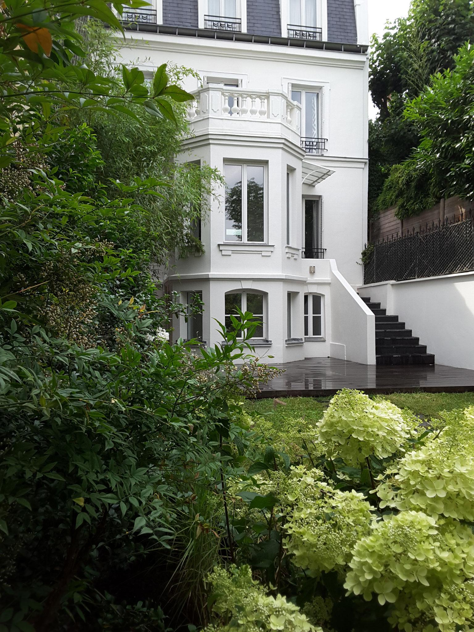 Les Green - Villa de Montmorency