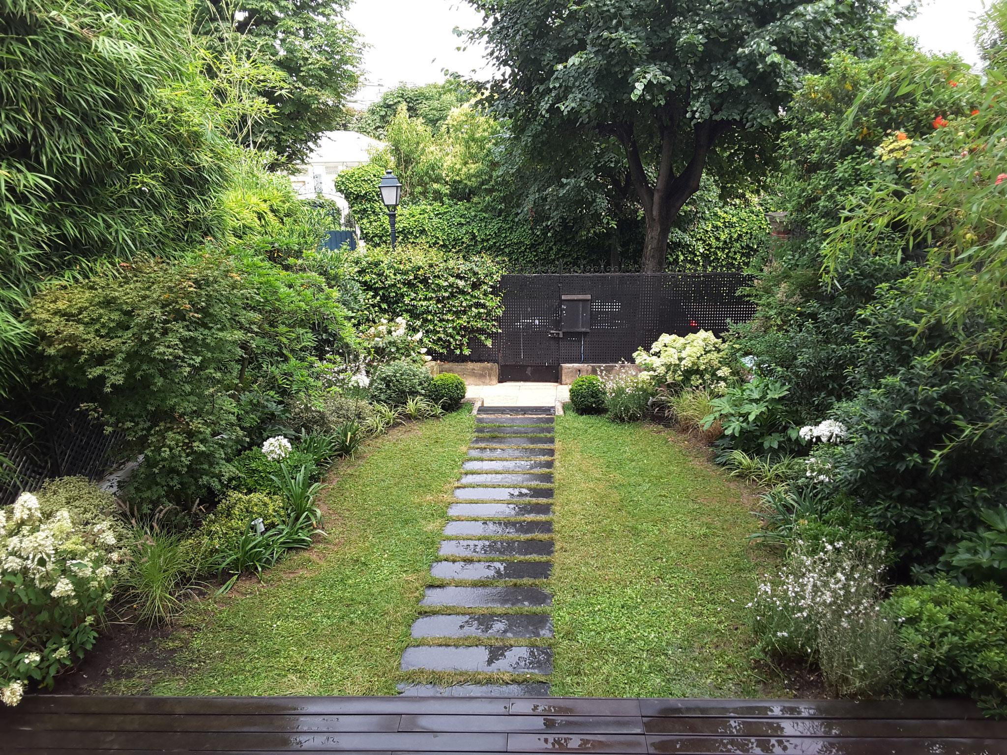 Les Green - Villa de Montmorency APRES