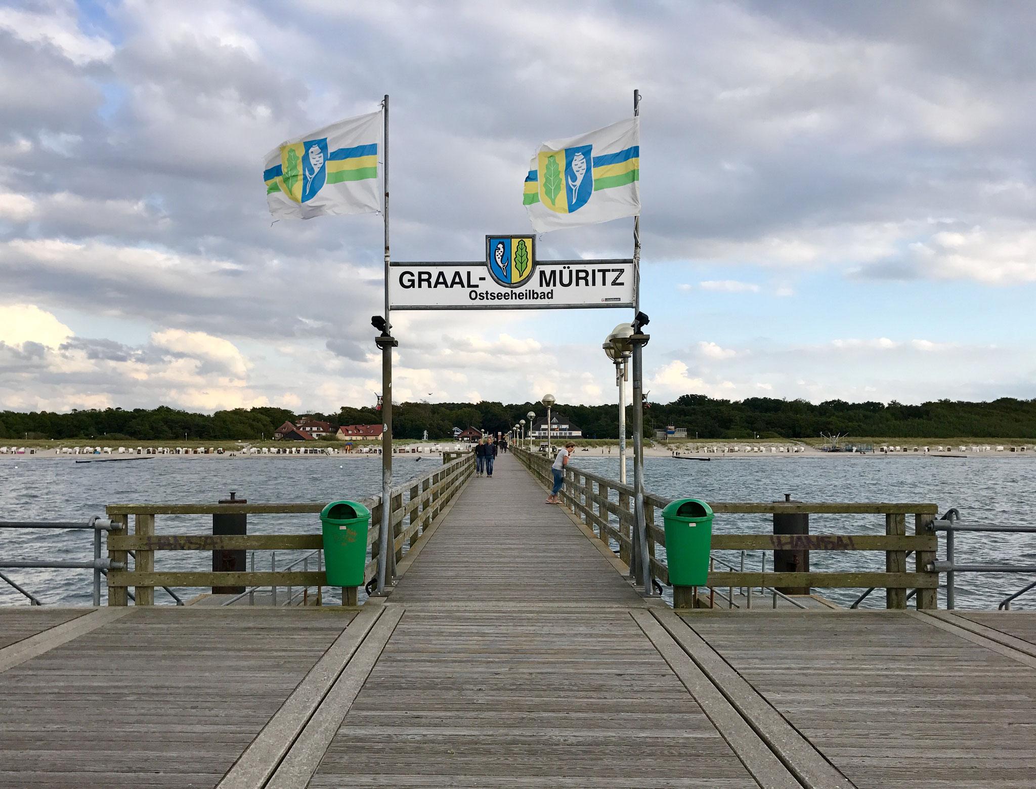 Ostseeurlaub in Graal-Müritz