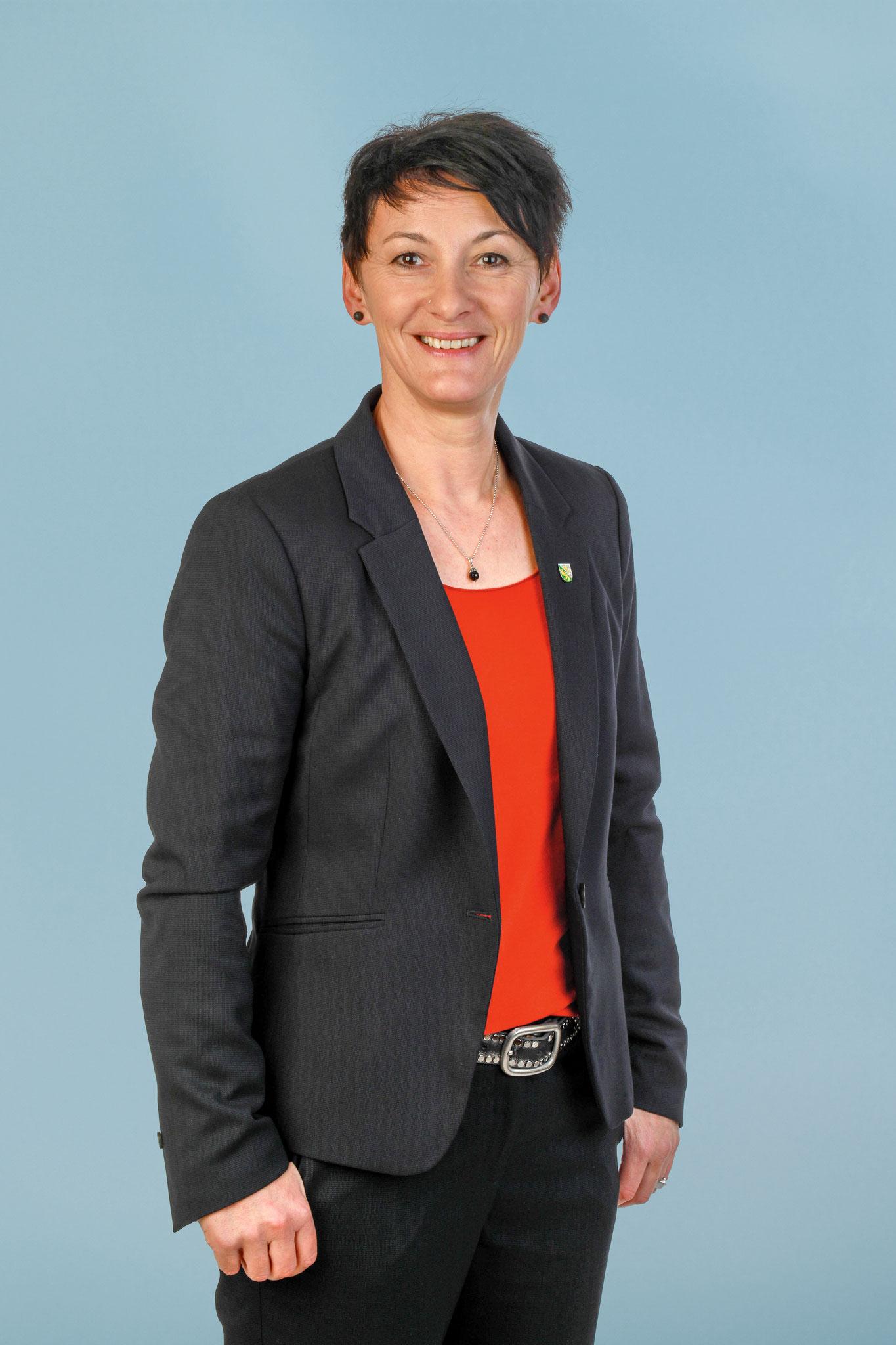 Kantonsratswahlen SP Liste 10 Thurgau Bezirk Arbon 15.03.2020 Portrait Kandidatin
