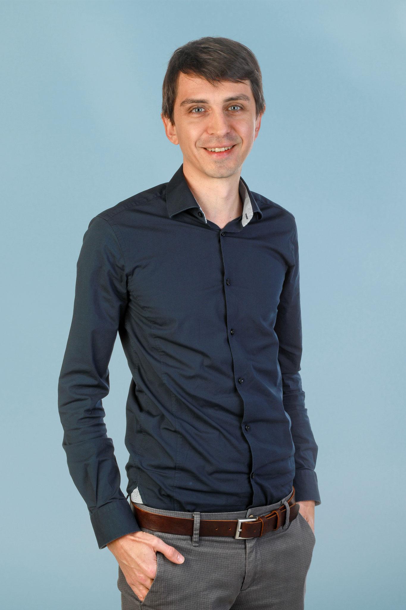 Kantonsratswahlen SP Liste 10 Thurgau Bezirk Arbon 15.03.2020 Portrait Kandidat