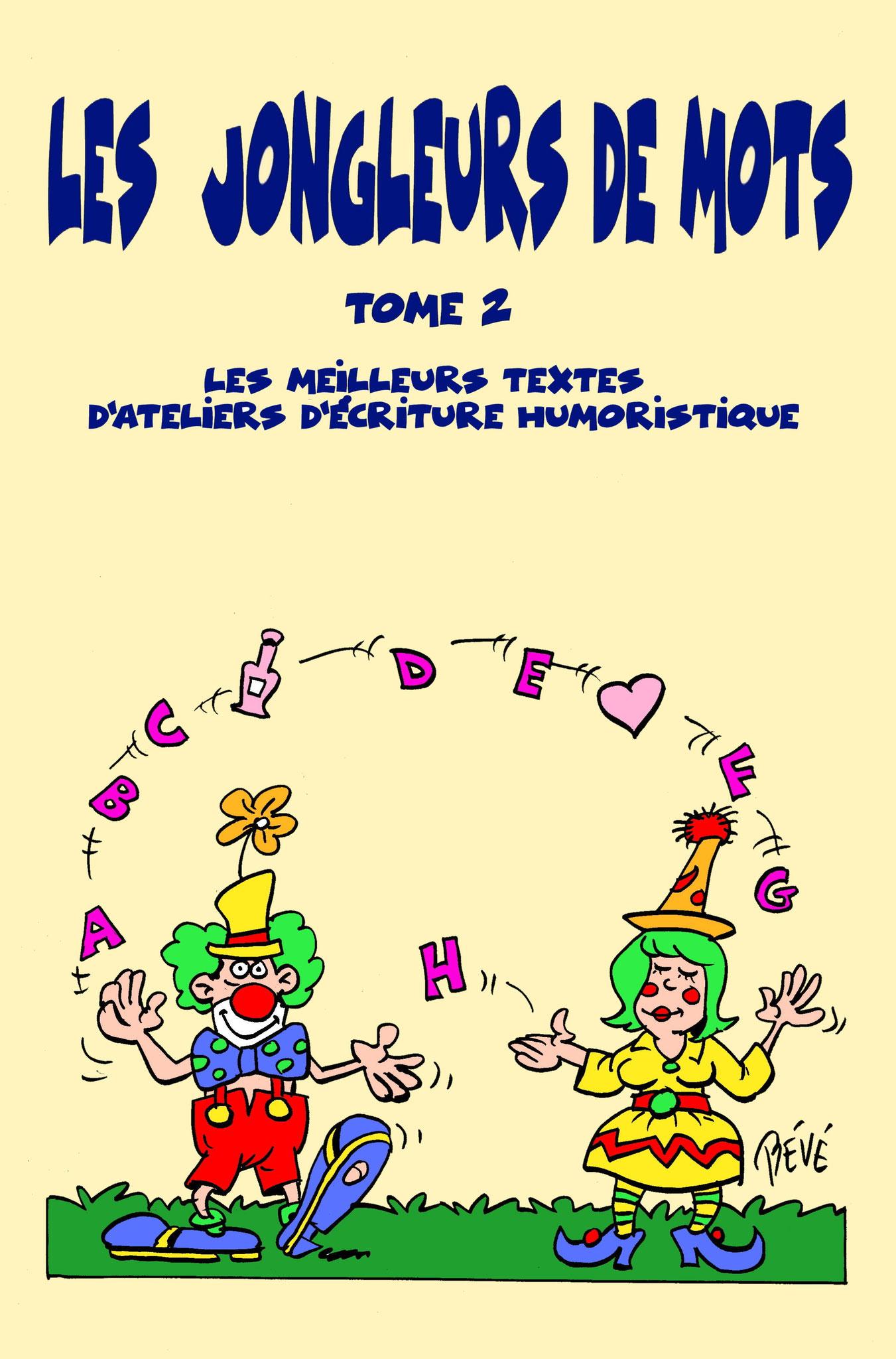 """jouez entre amis avec """"Les Jongleurs de mots"""" - tome 2 (dès 12 ans)"""