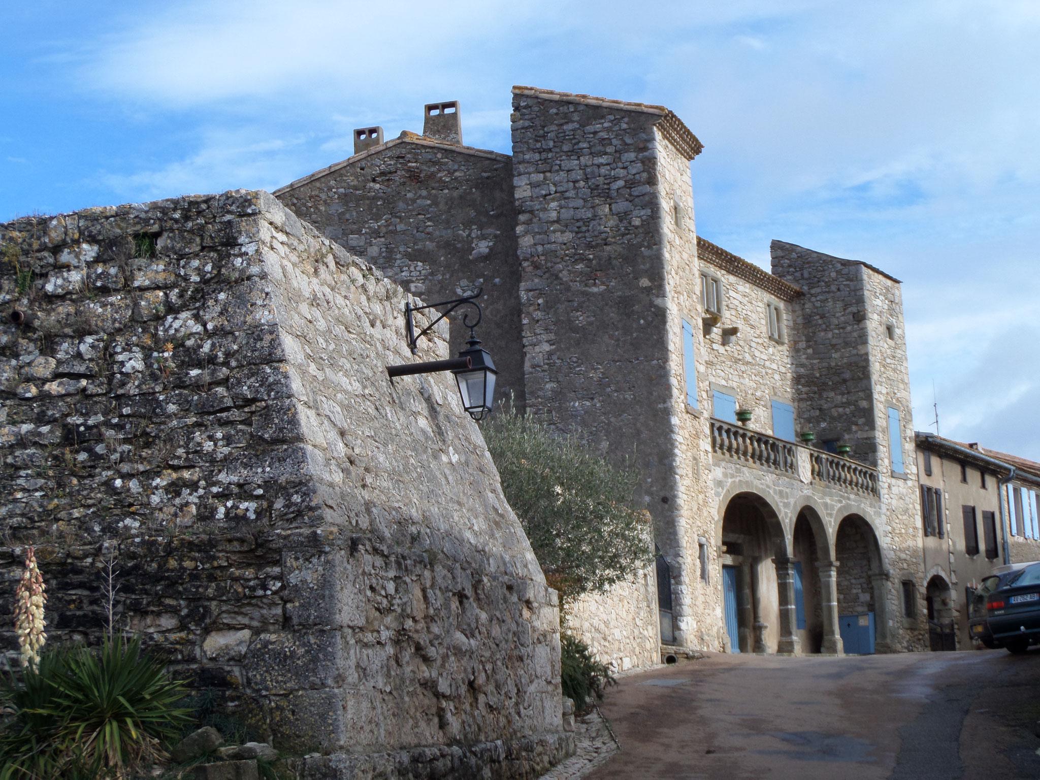le chateau d'Aragon (11)