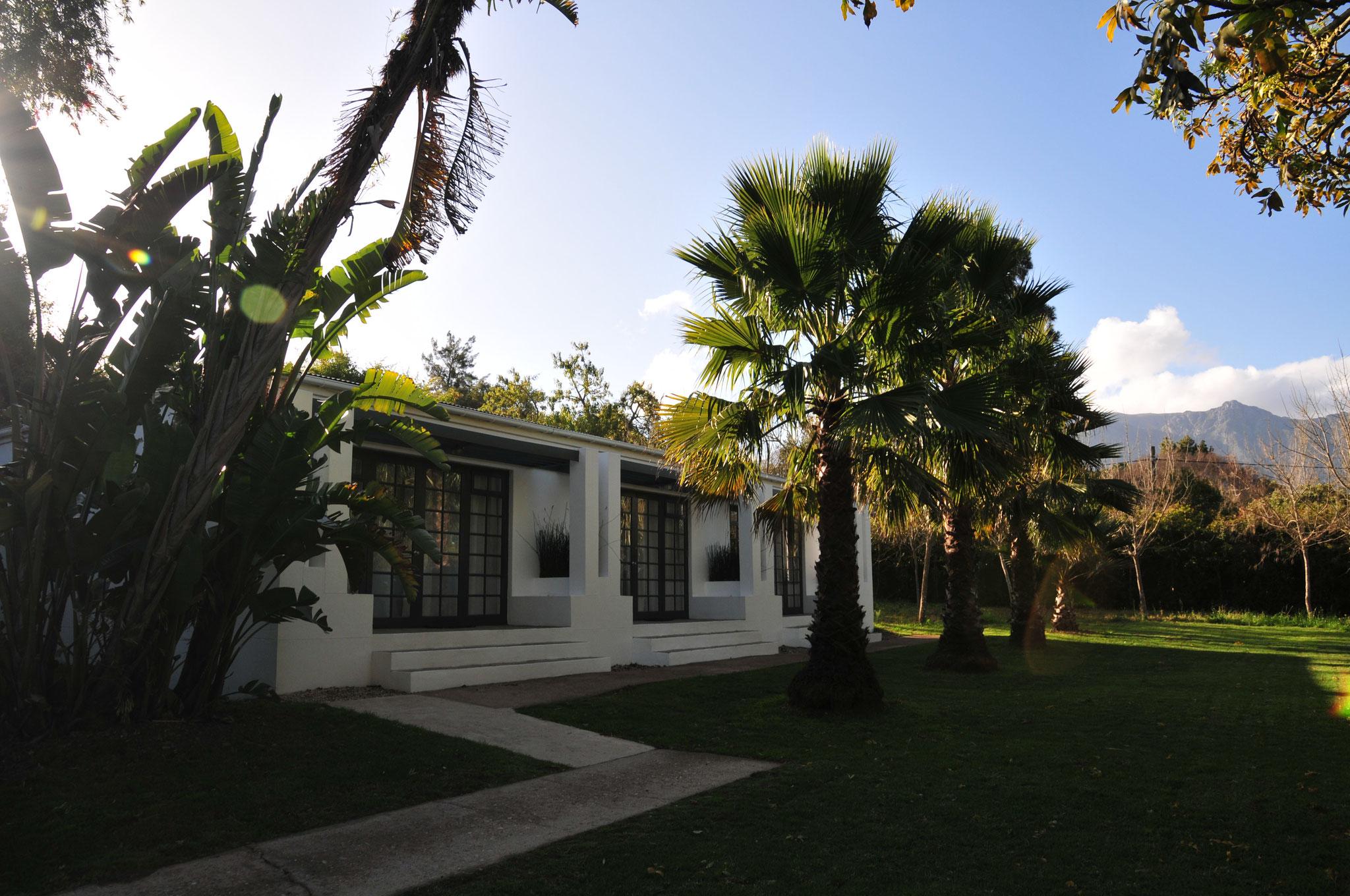 ...zum Bloomestate luxury guesthouse - absolut empfehlenswert