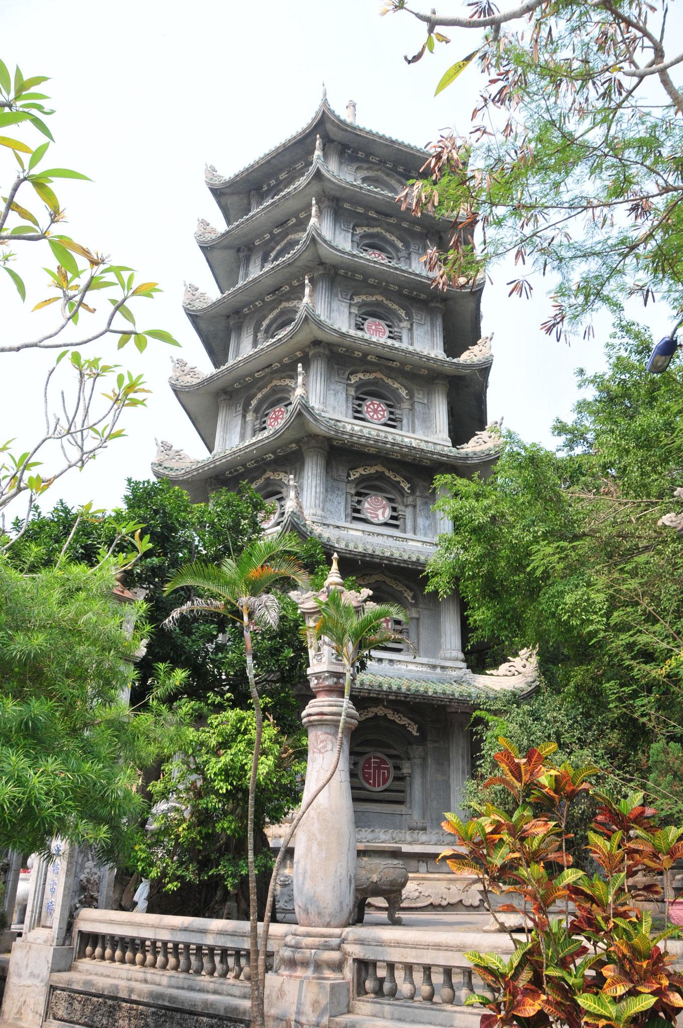 Das Mausoleum von König Minh Mang