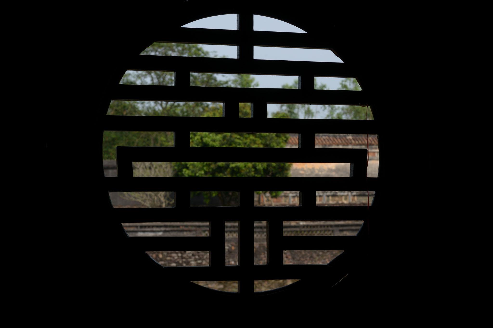 Wir besuchen die Mausoleen der Könige Tu Duc und Kai Dinh