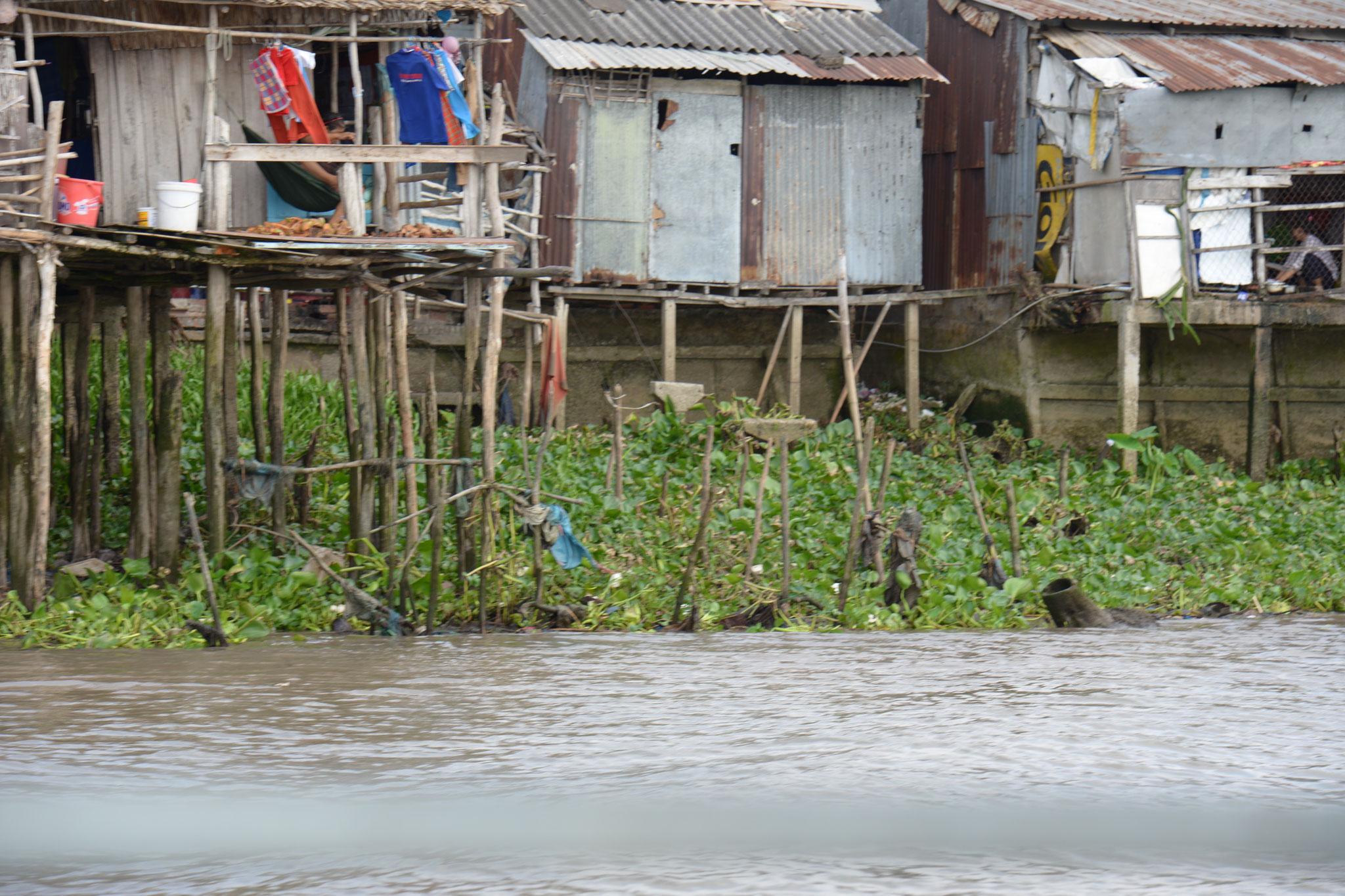 Tag 20 - Bootsausflug zum schwimmenden Markt von Cai Rang