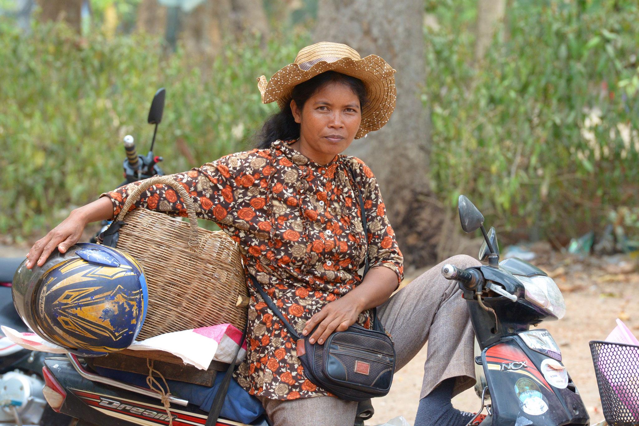 Tag 11 - Wir starten die Tempel-Besichtigung in Angkor Thom