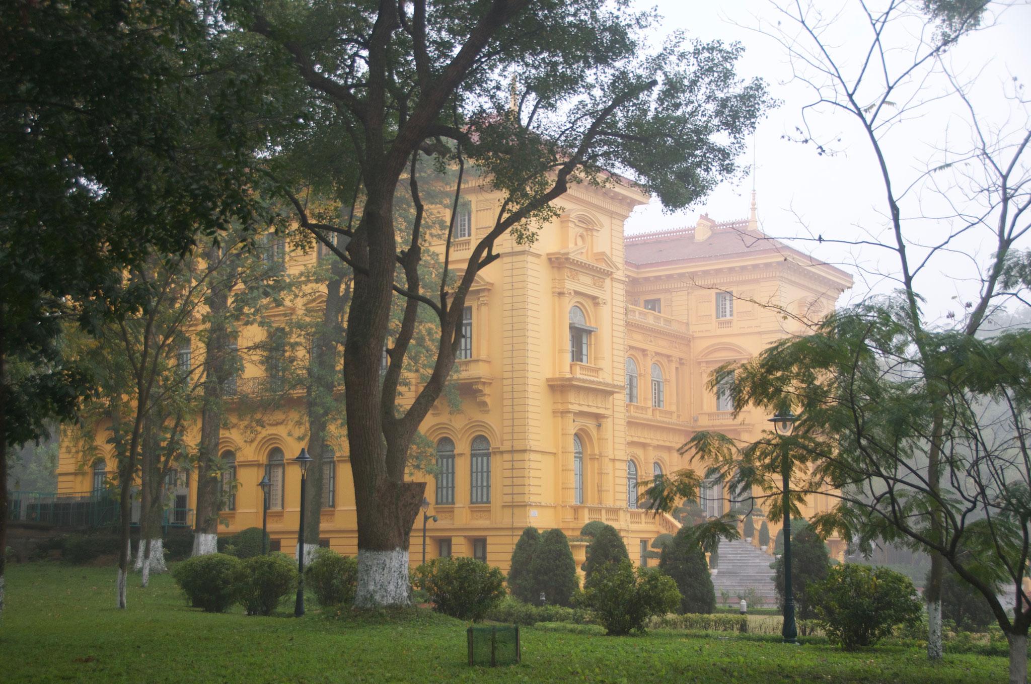 Ho Chi Minhs ehemaliges Anwesen