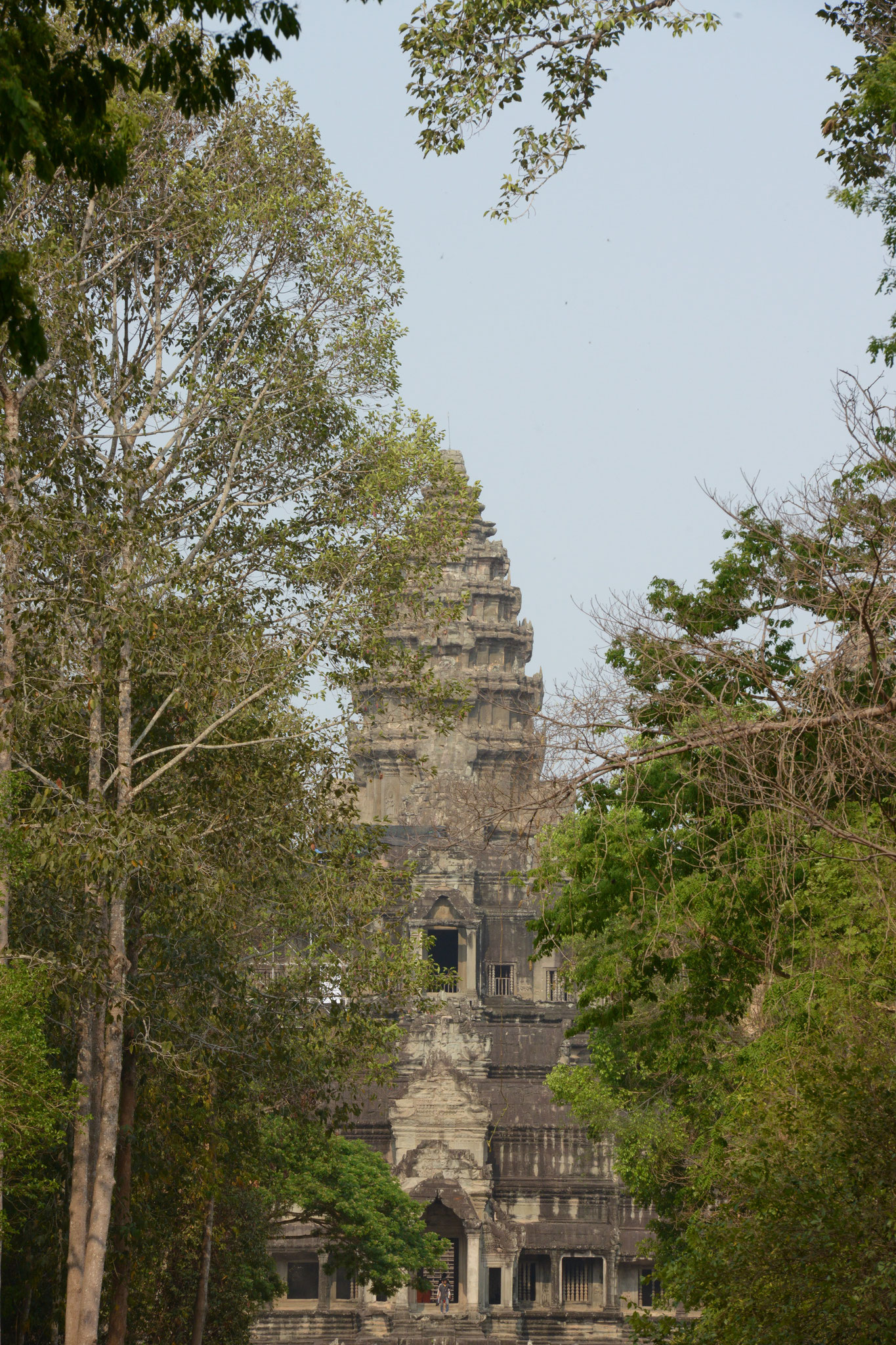"Tag 12 -""The great circuit"" mit dem Angkor Wat steht an"