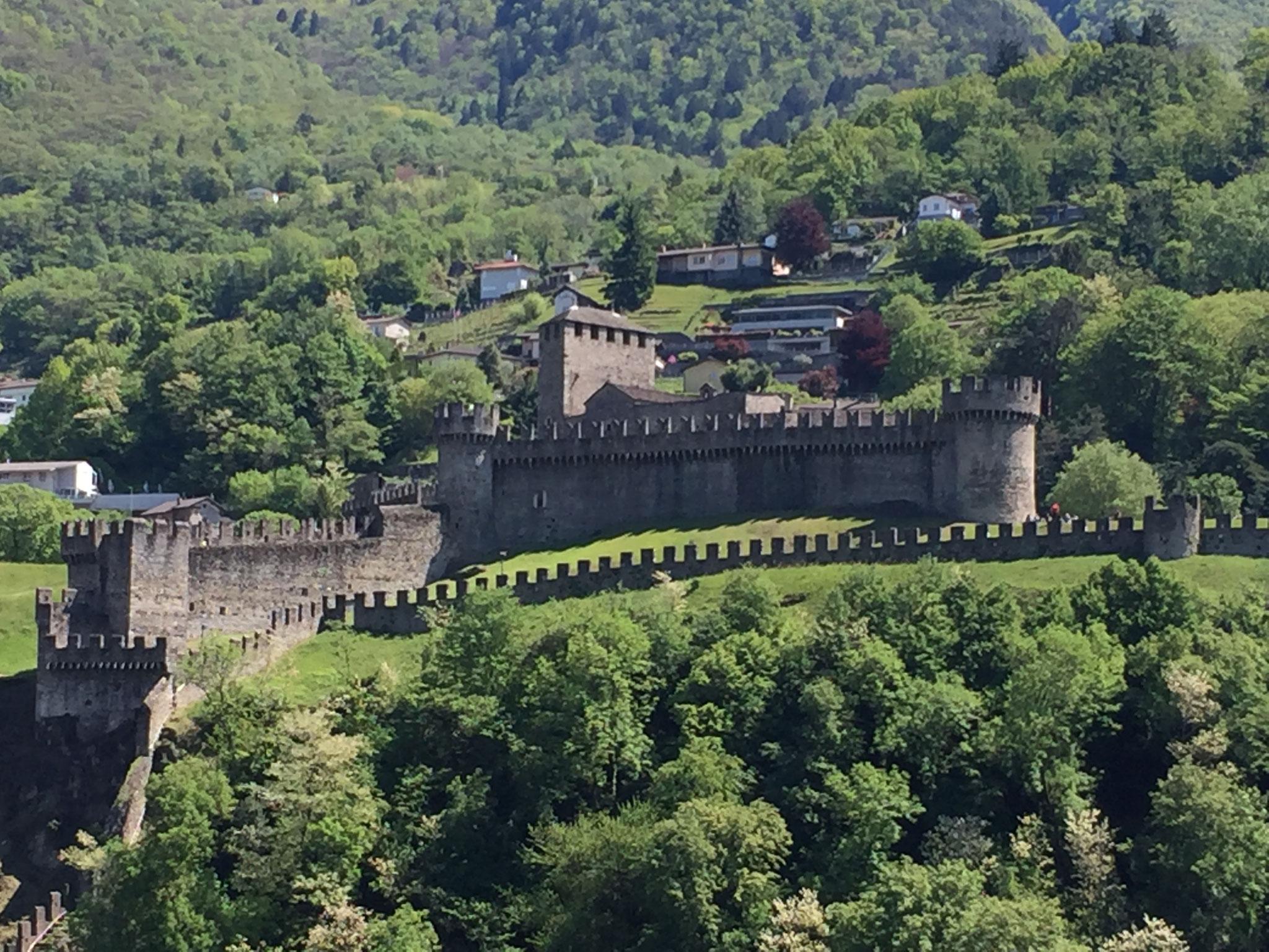 Castello Sasso Corbaro