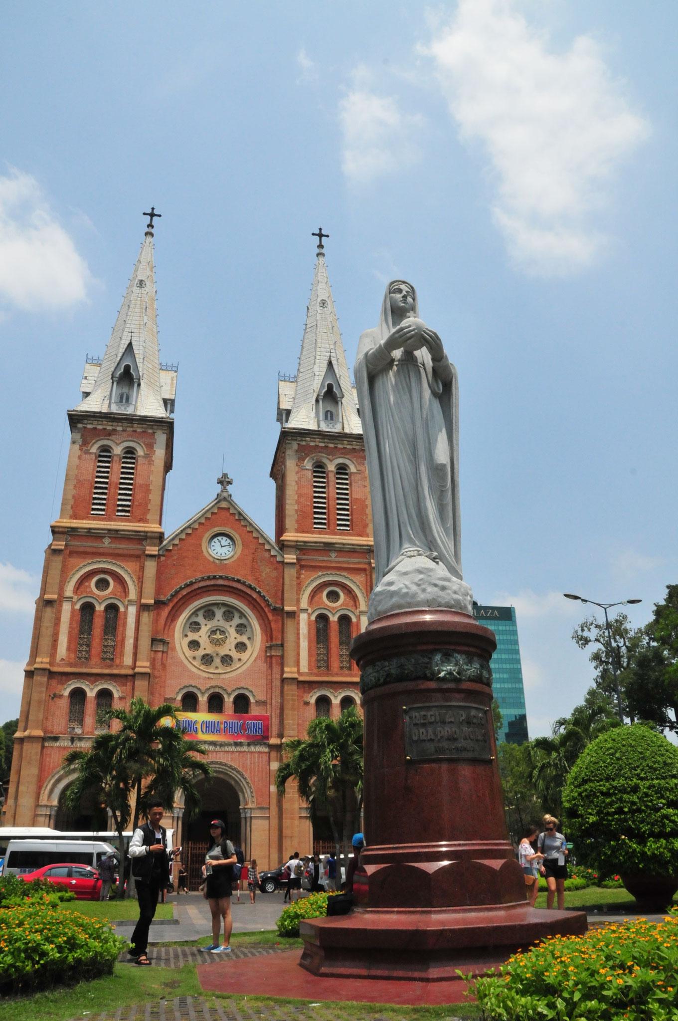 Die Notre Dame Kathedrale