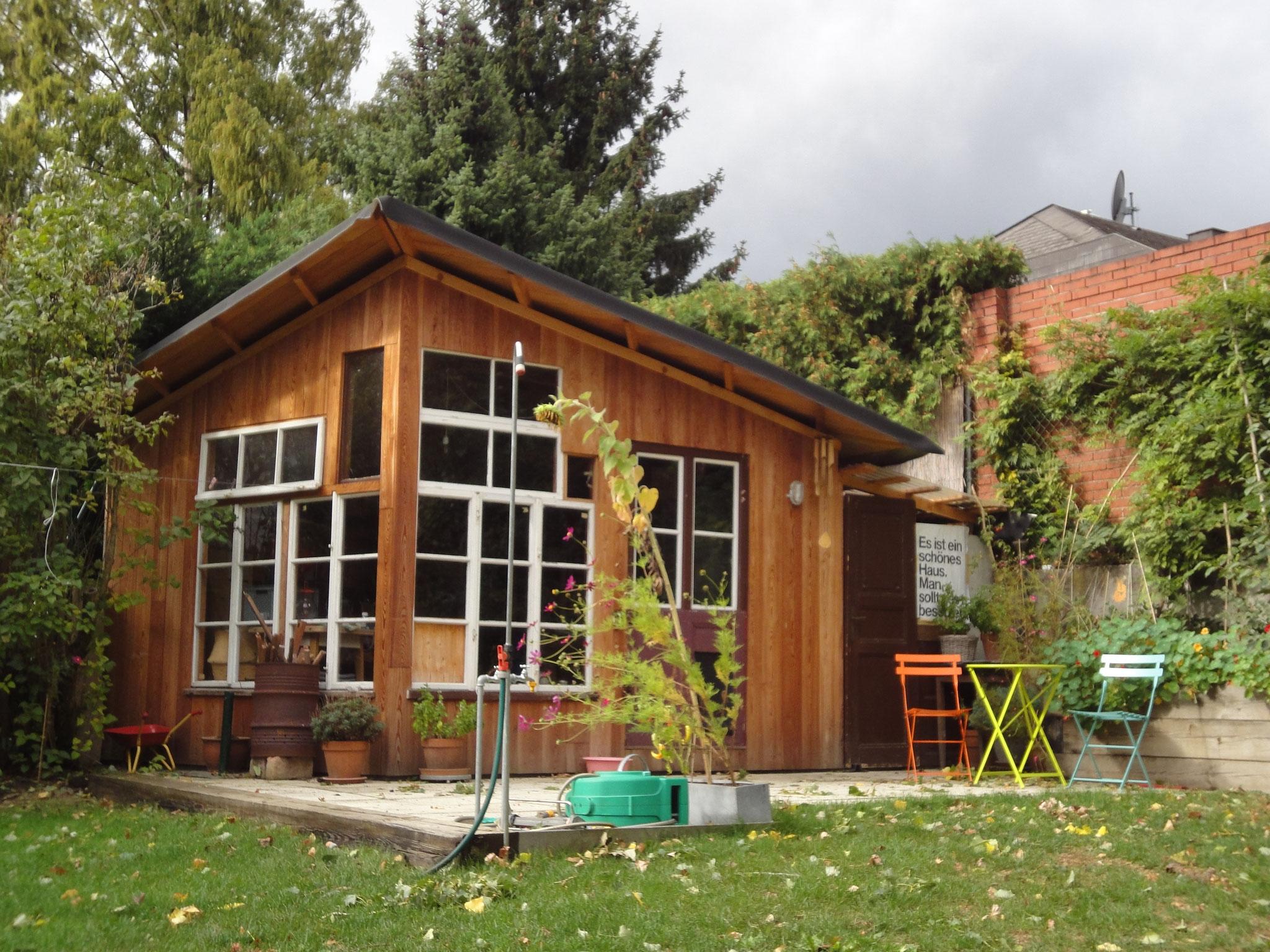 Gartenhaus Theresa Ziniel