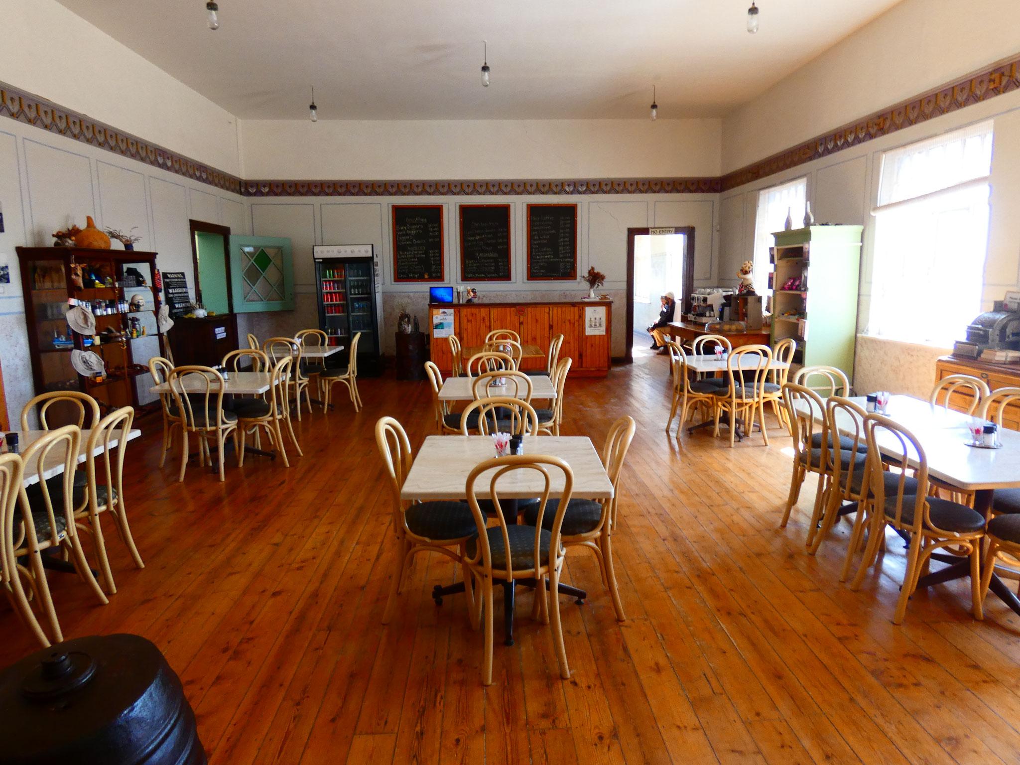 damalige Restaurant