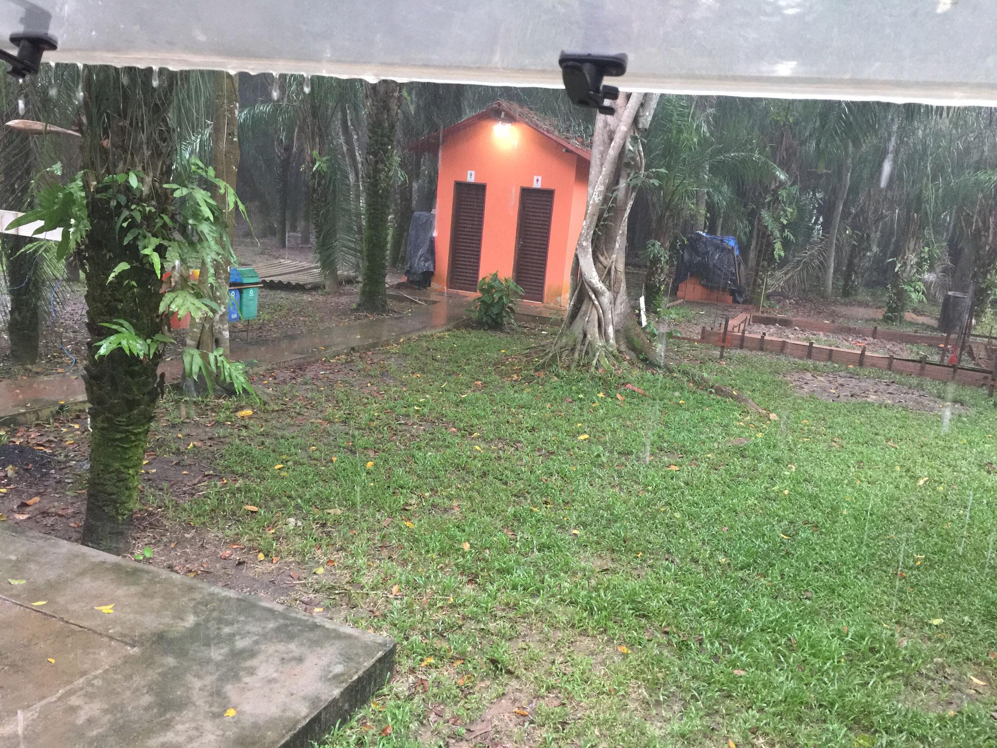Camping im Pantanal