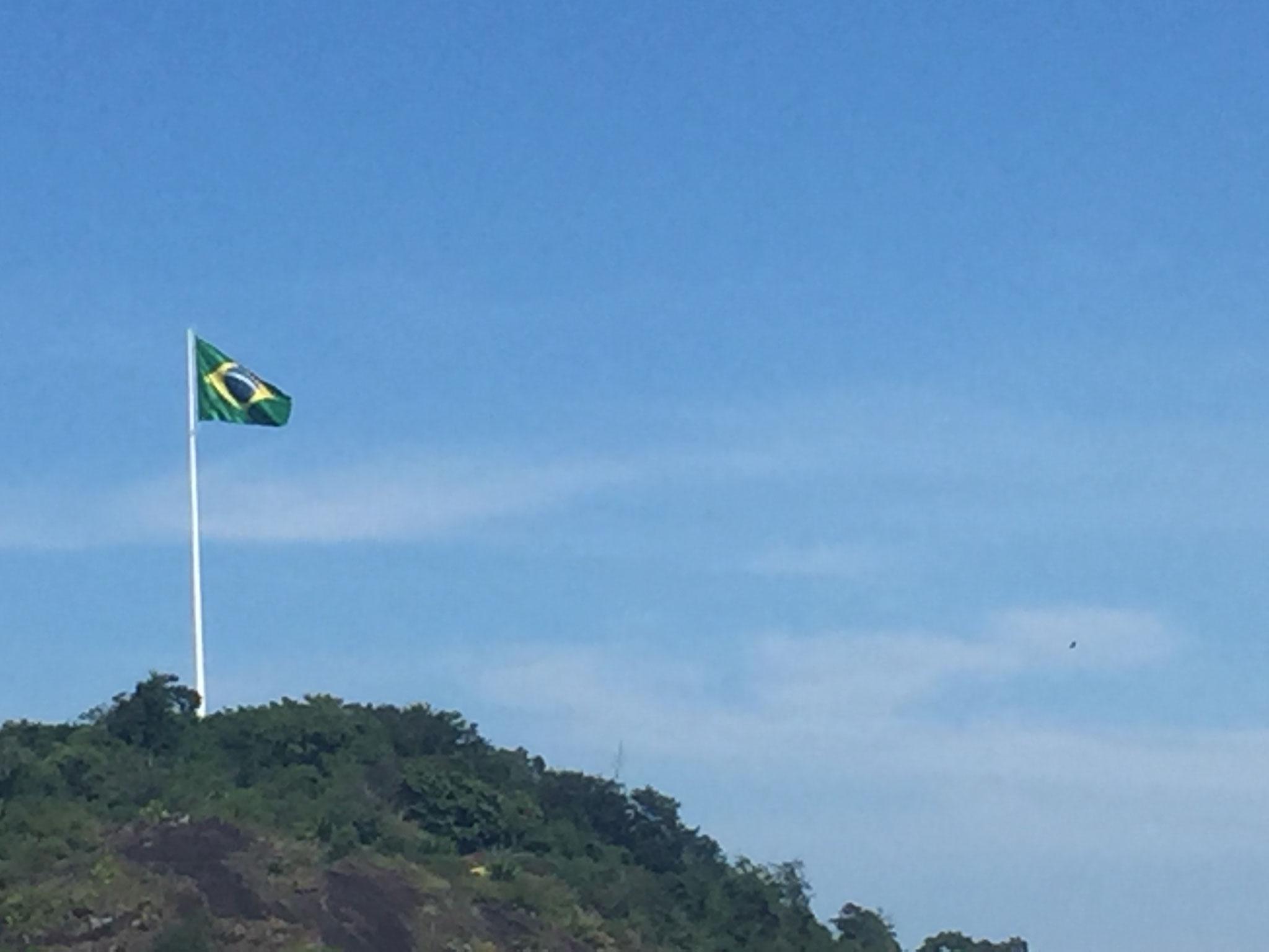 Brasilien ade!