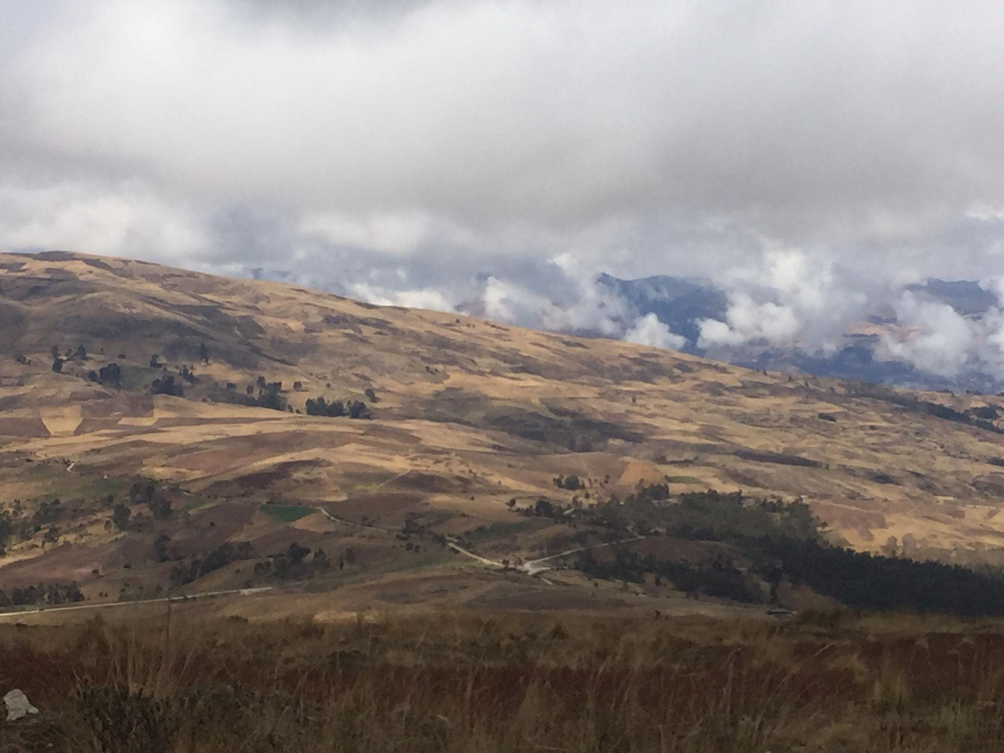 Richtung Ayacucho