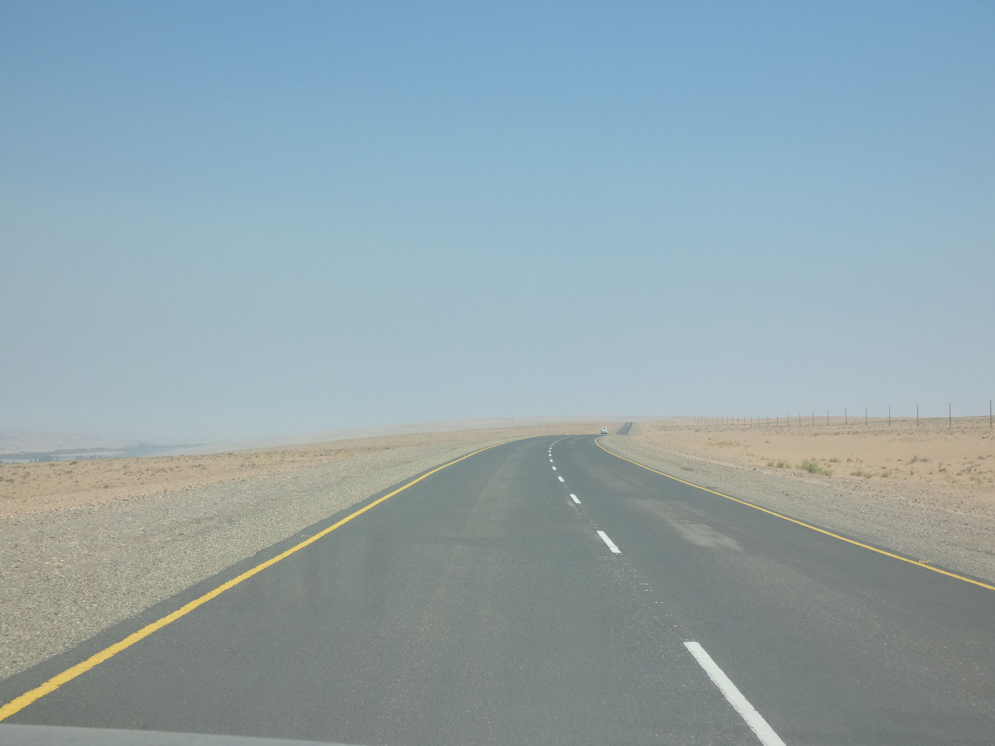 Richtung Oranjemund