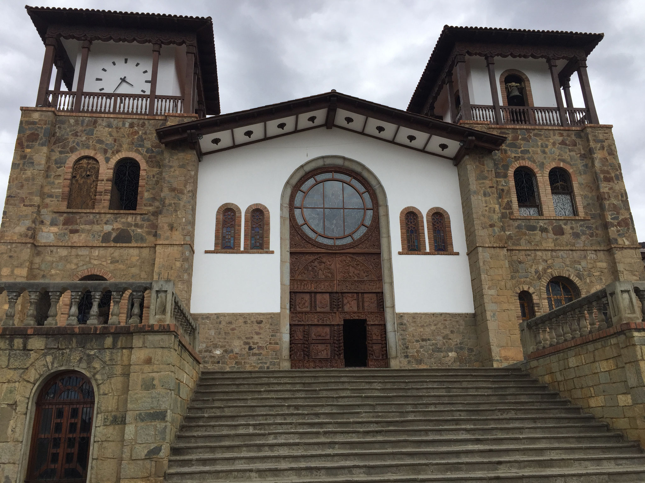 Kirche in Chacas