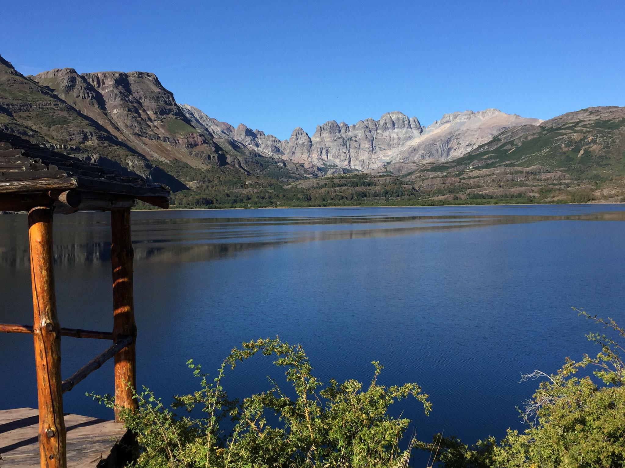 Lago Lauquen