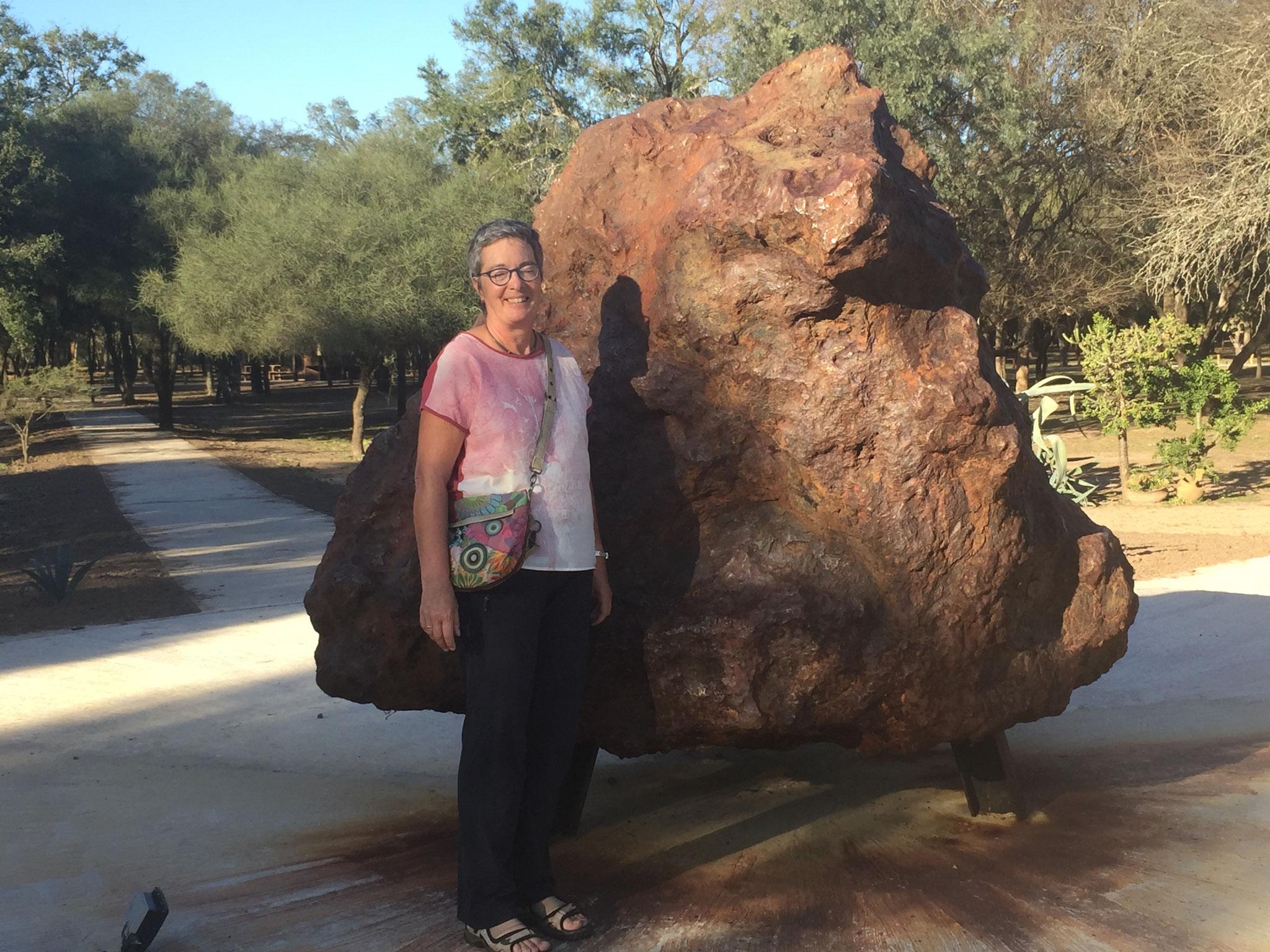 Riesige Meteoriten, 32000kg...