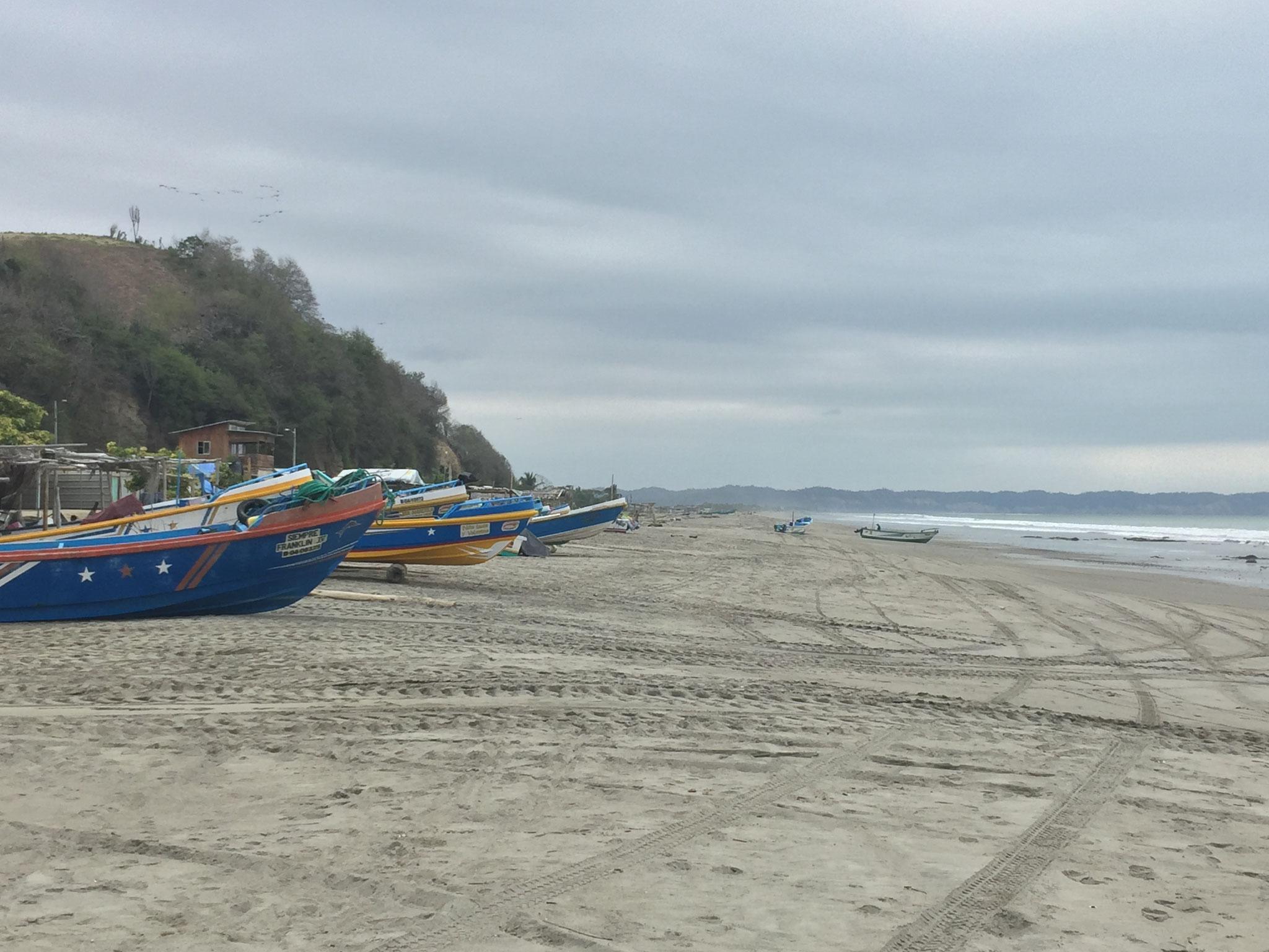Strand in Don Juan