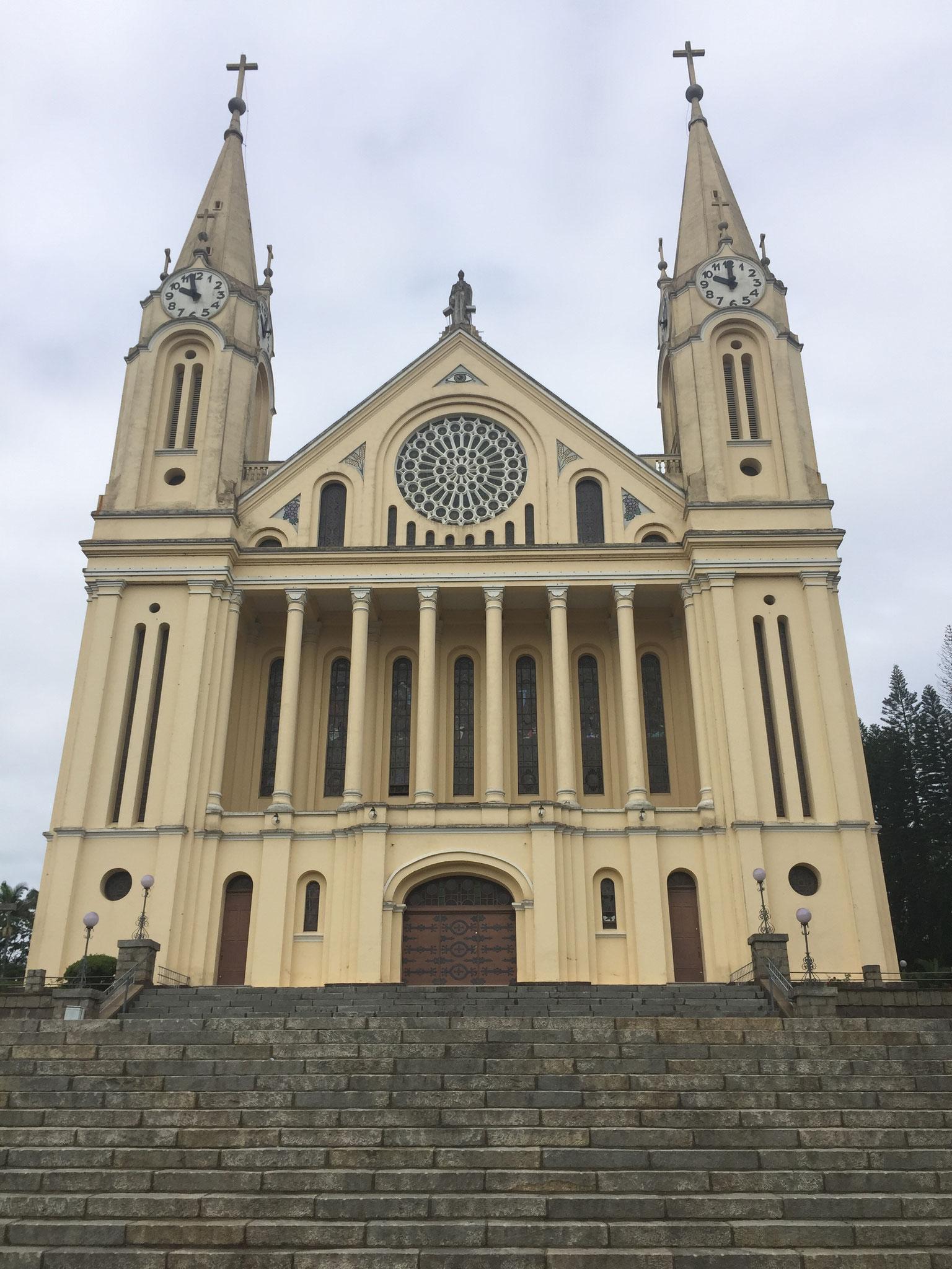 Kirche in Caspar