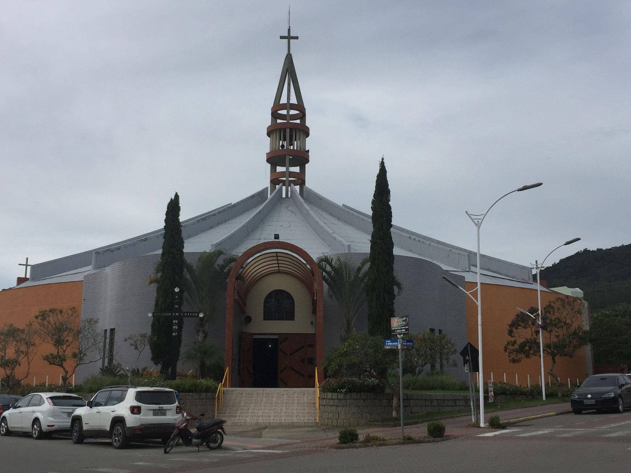 Kirche in Gravatal
