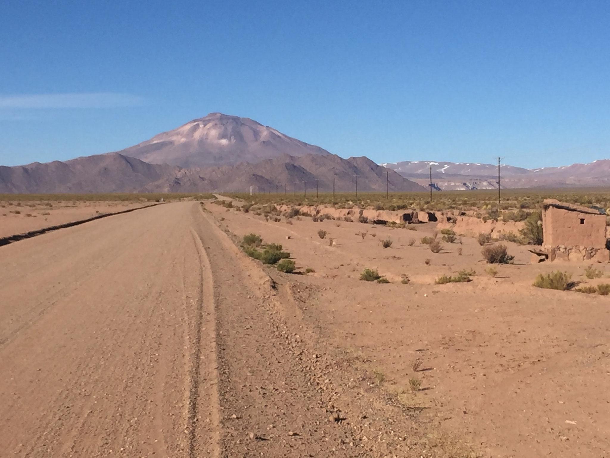 Vulkan Cerro Tuzcle