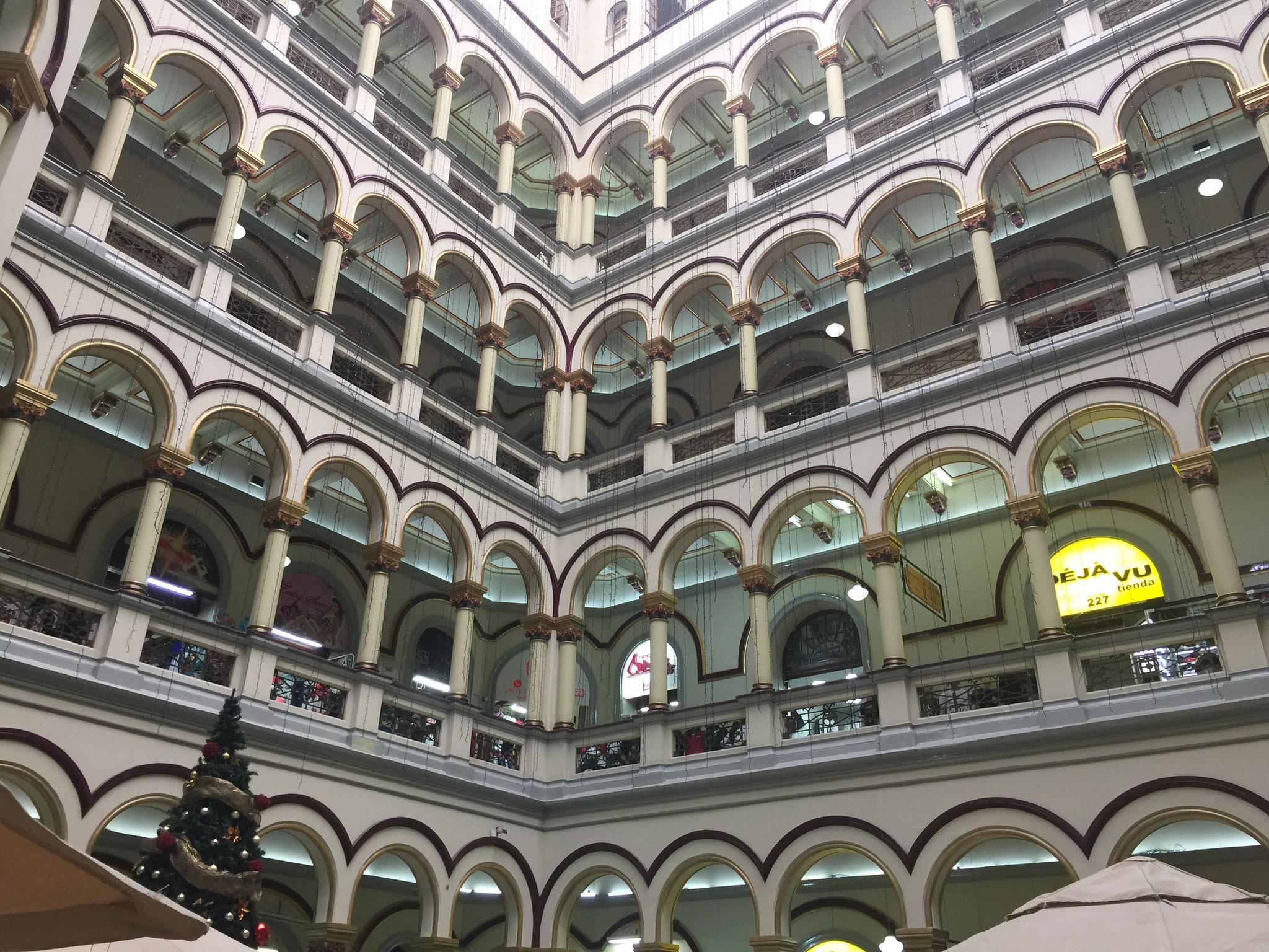 Einkaufszentrum in Medellin