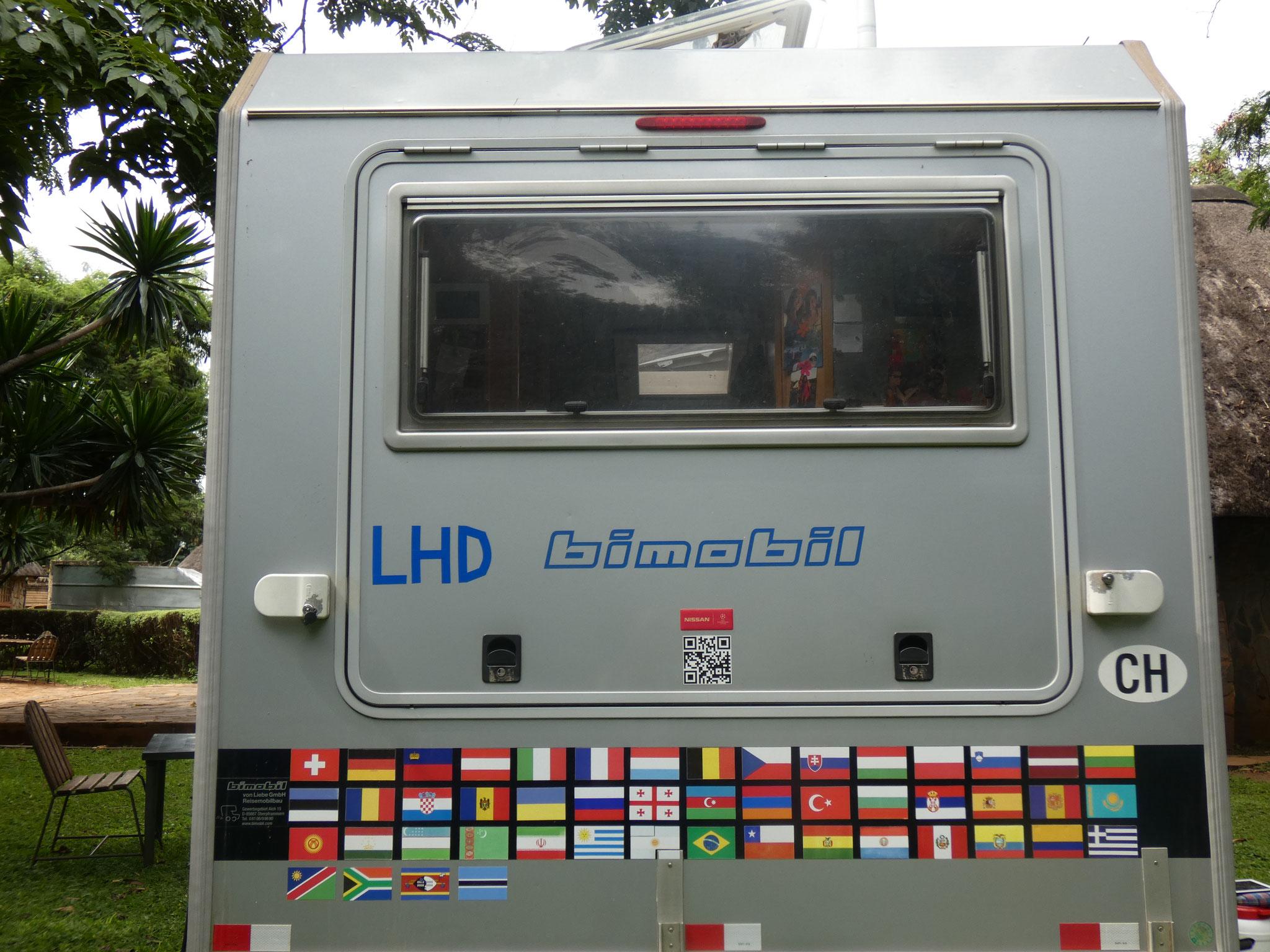 LHD (Lefthanddrive)