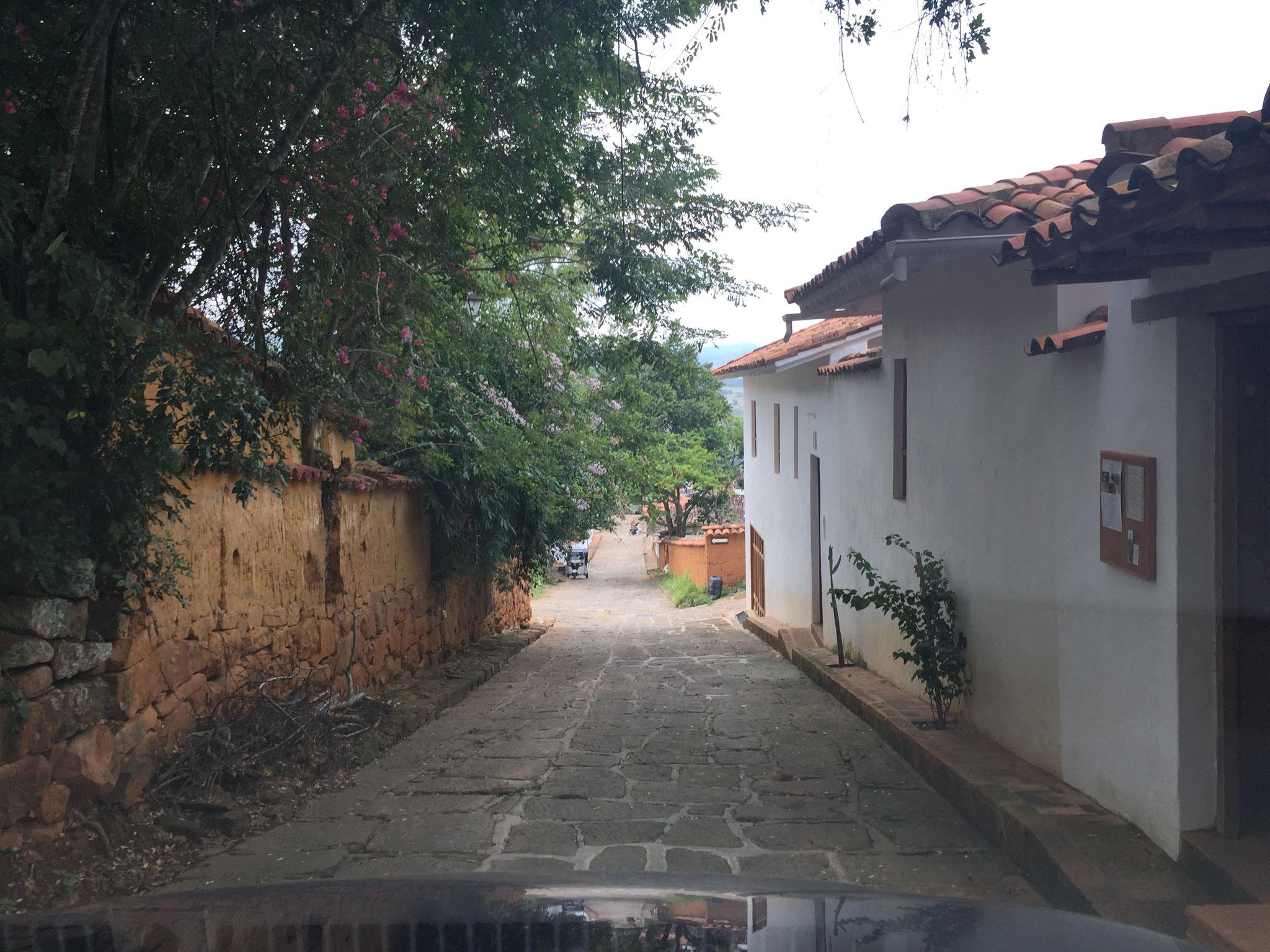 Gassen in Bachara