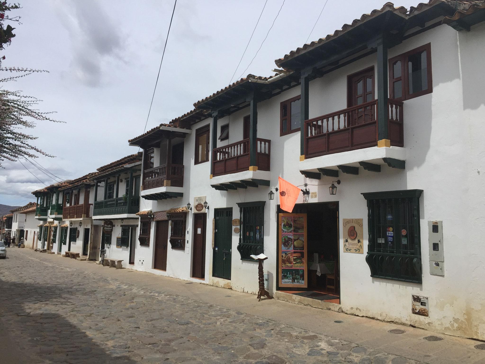 Villa de Leyva ......