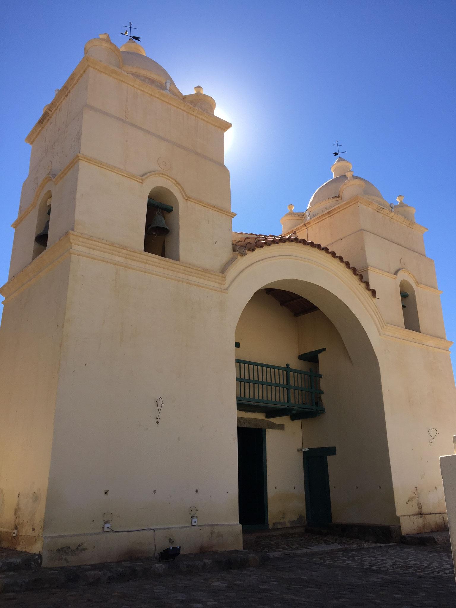 Kirche in El Molar...