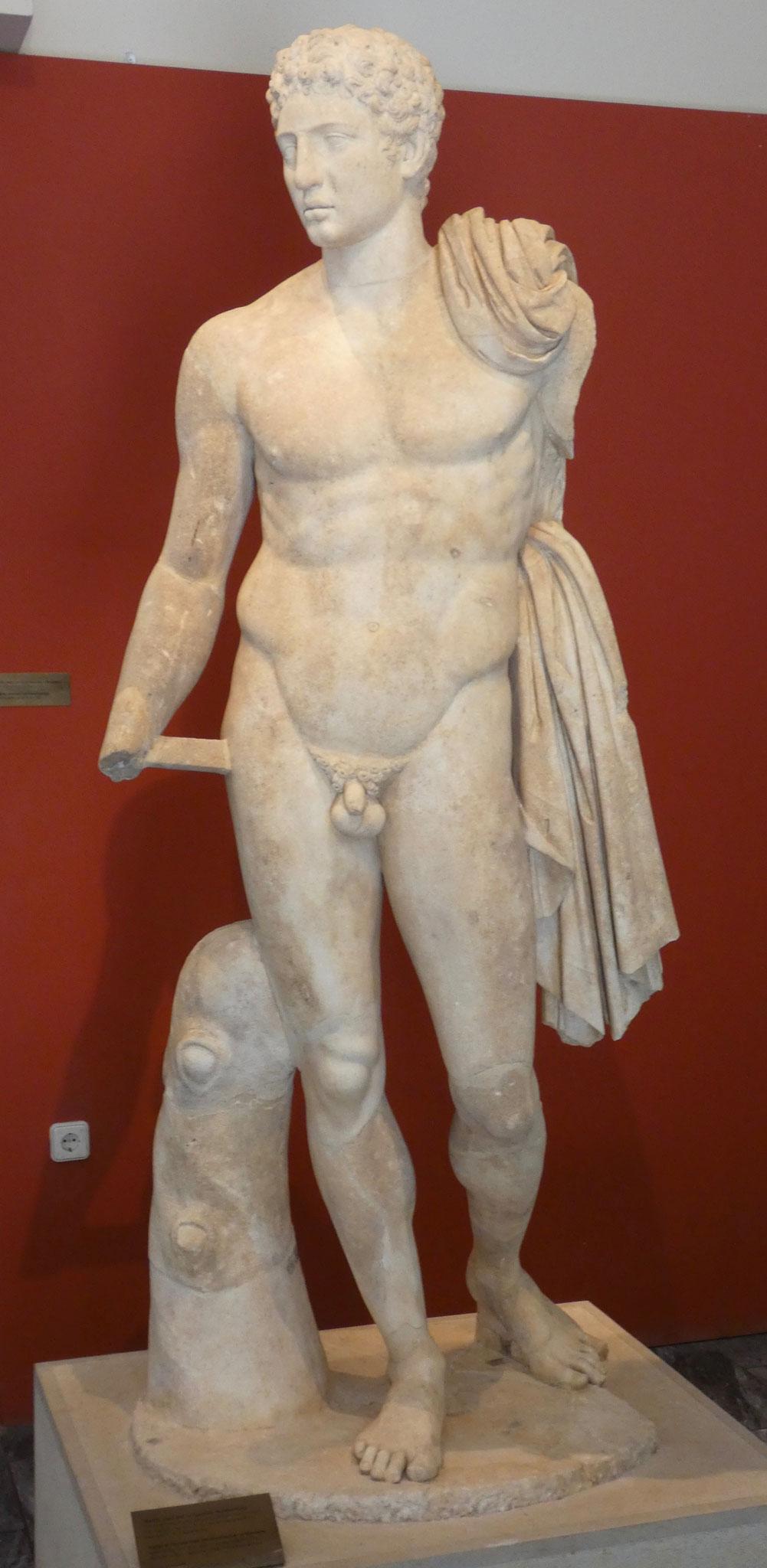 ... und im Museum Hermes ......