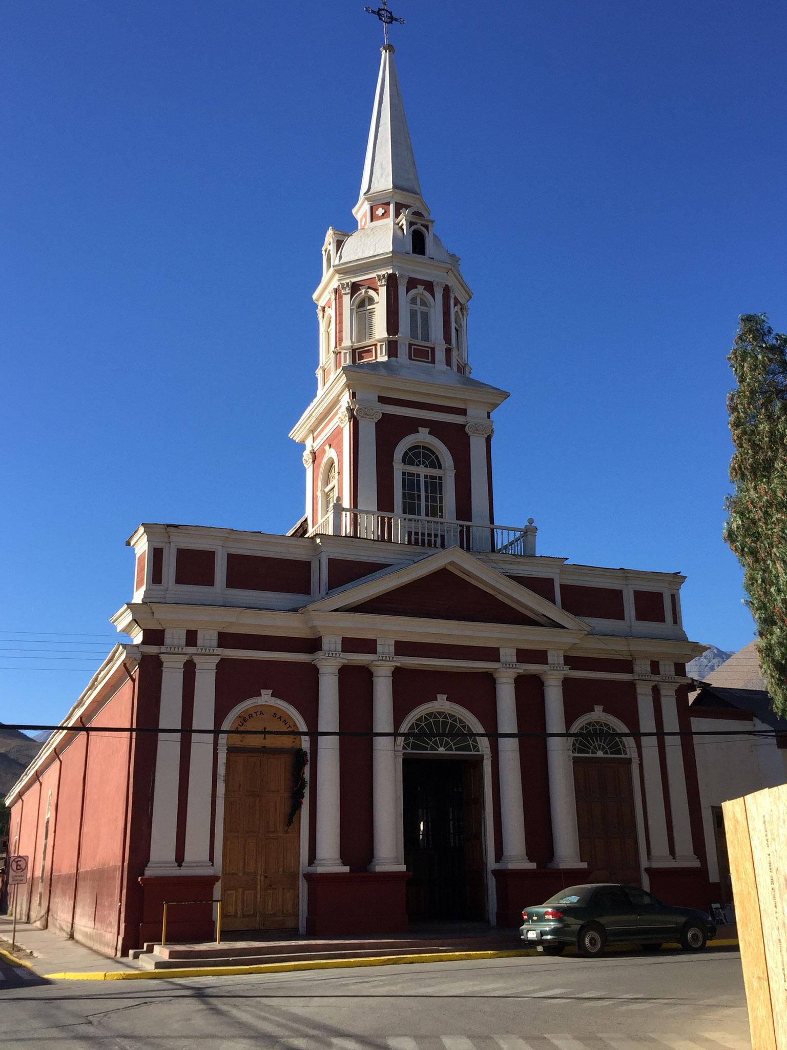 Kirche in Vicuna