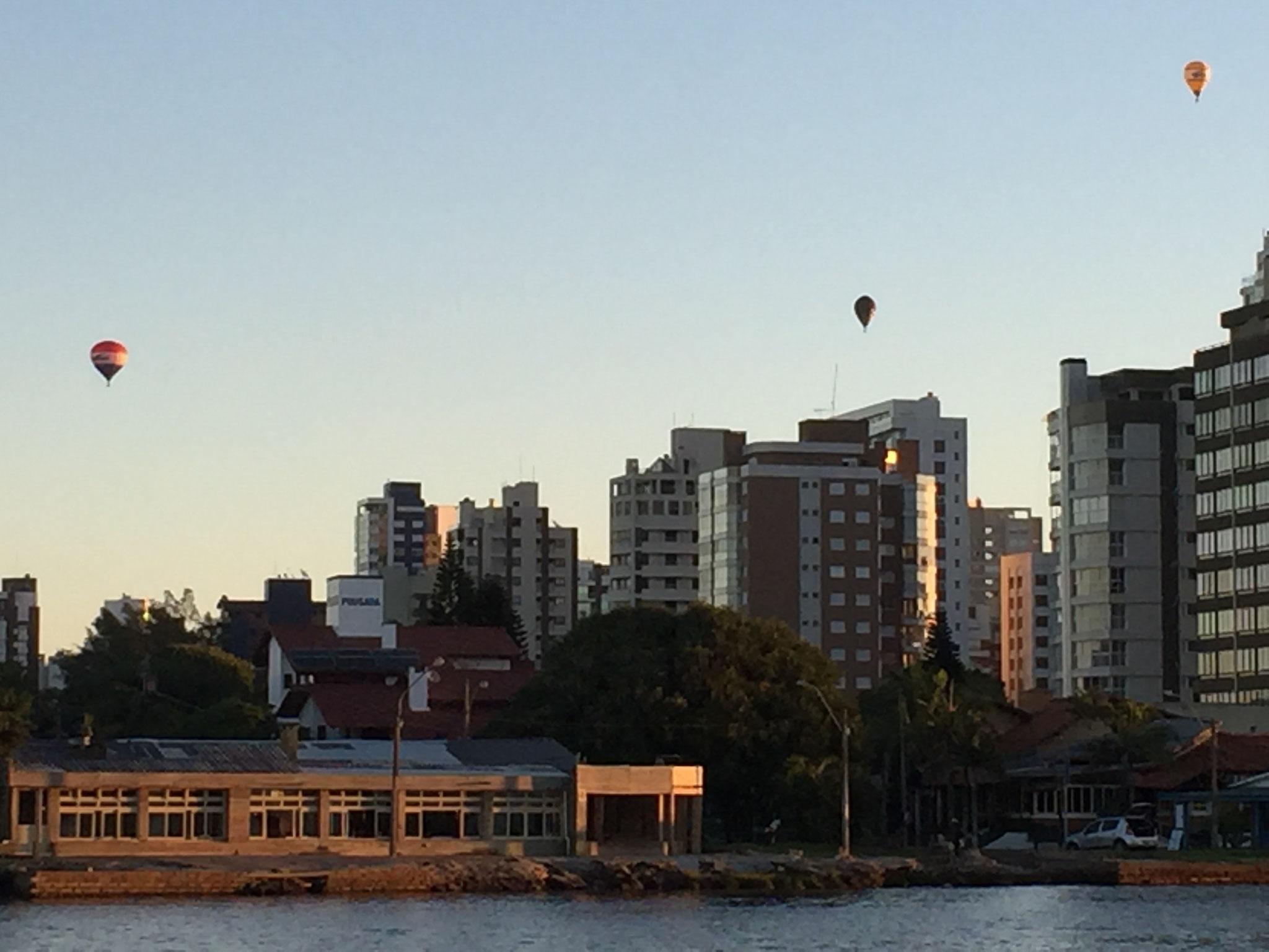 Übernachtungsplatz in Torres