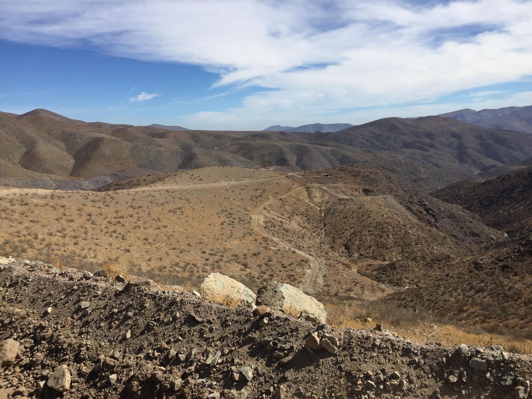 Richtung Huasco