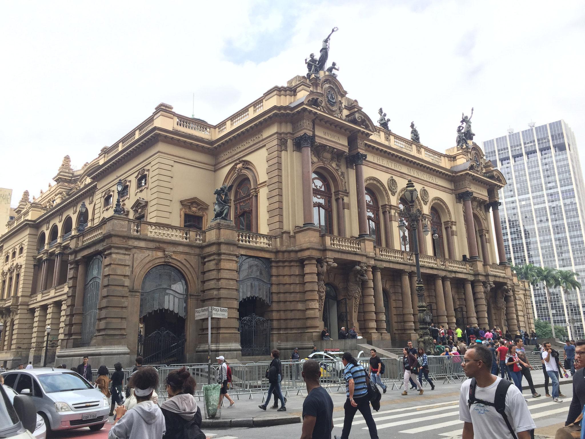 Stadtführung in Sao Paulo