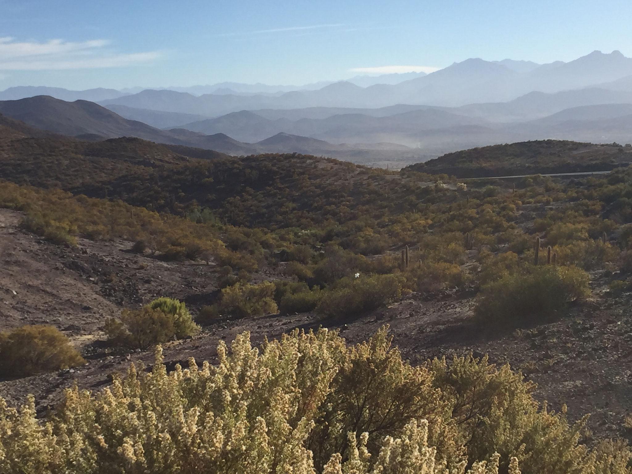 Von Copiapo über den Paso Pircas Negra