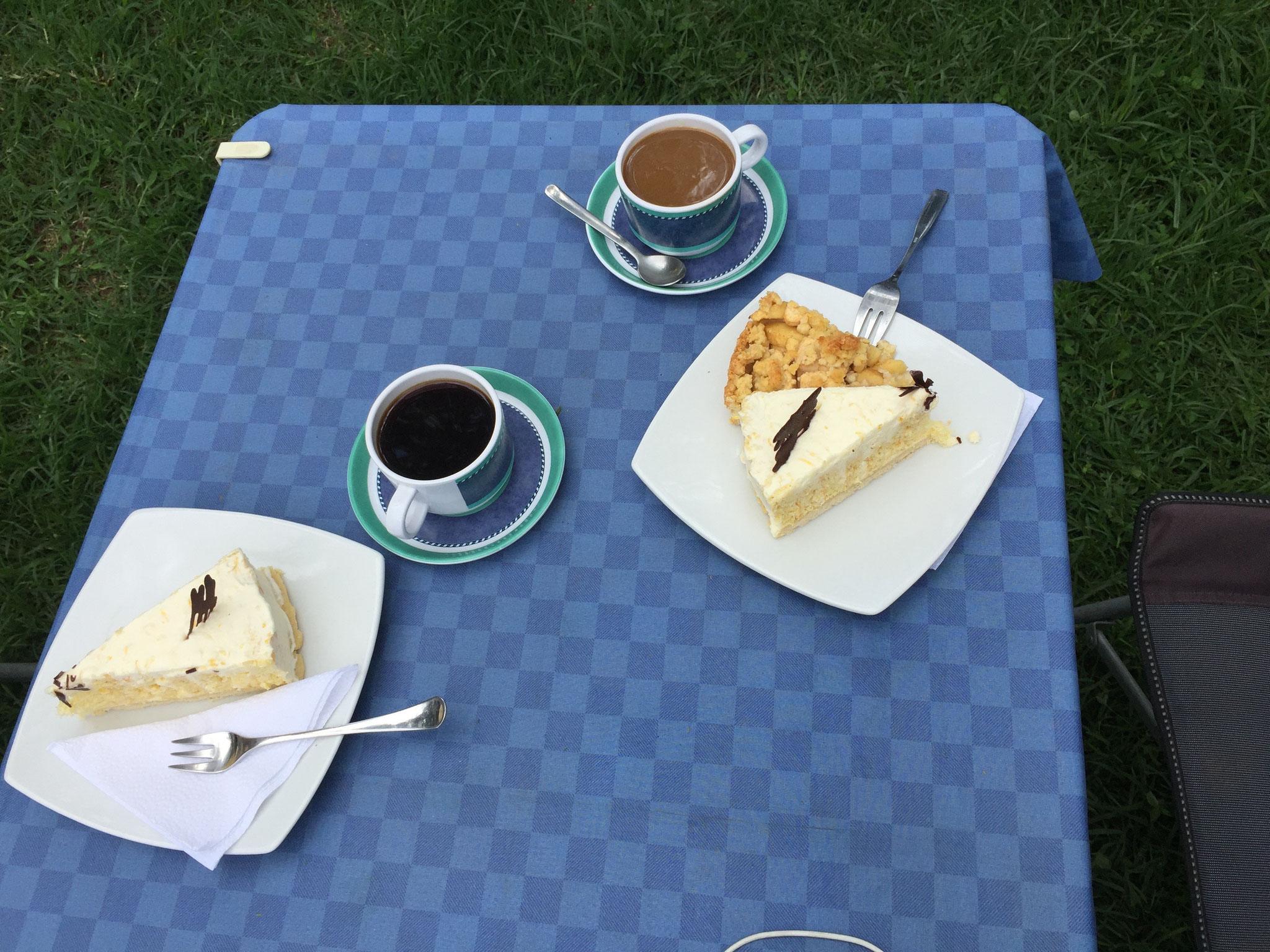 Der gute Kuchen auf der Finca Sommerwind