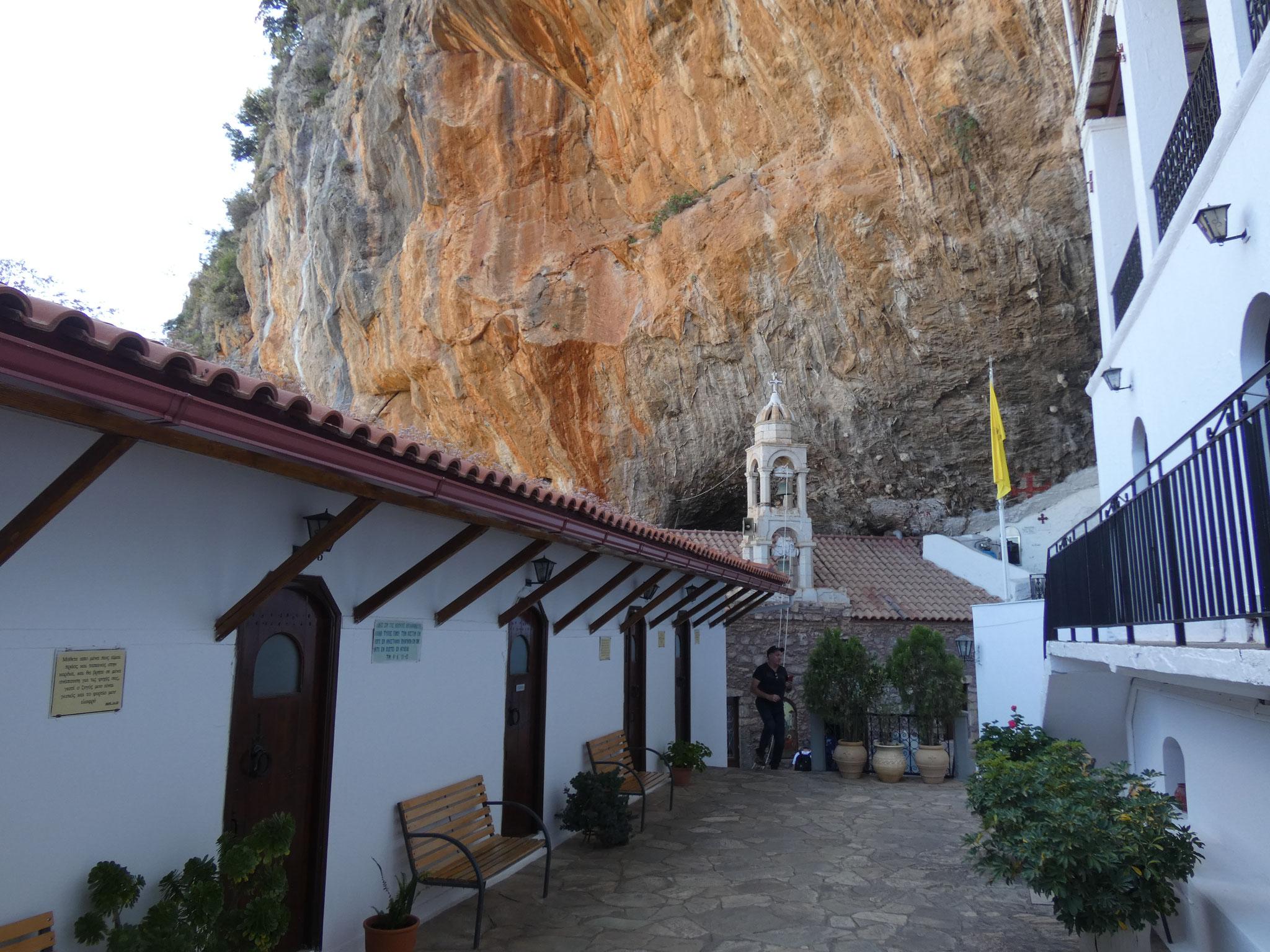 das Kloster Elonis