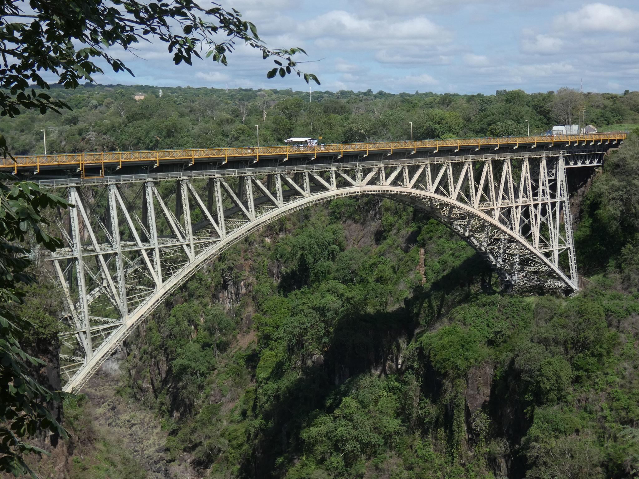 Brücke über den Salbeis