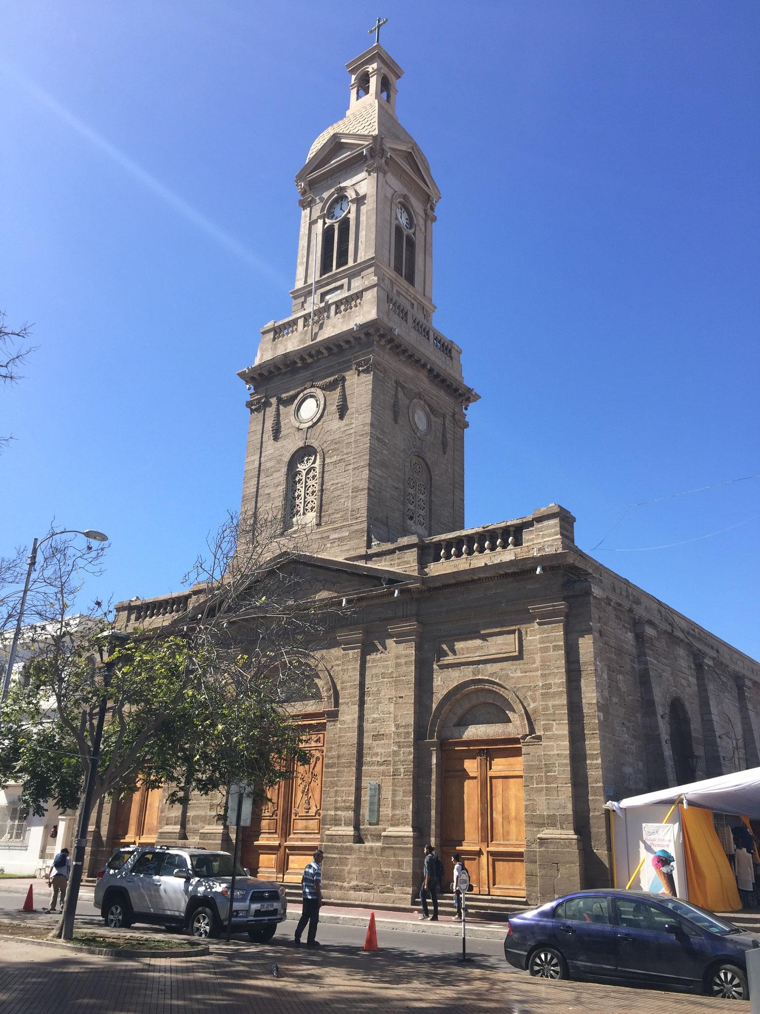 Kirche in Serena