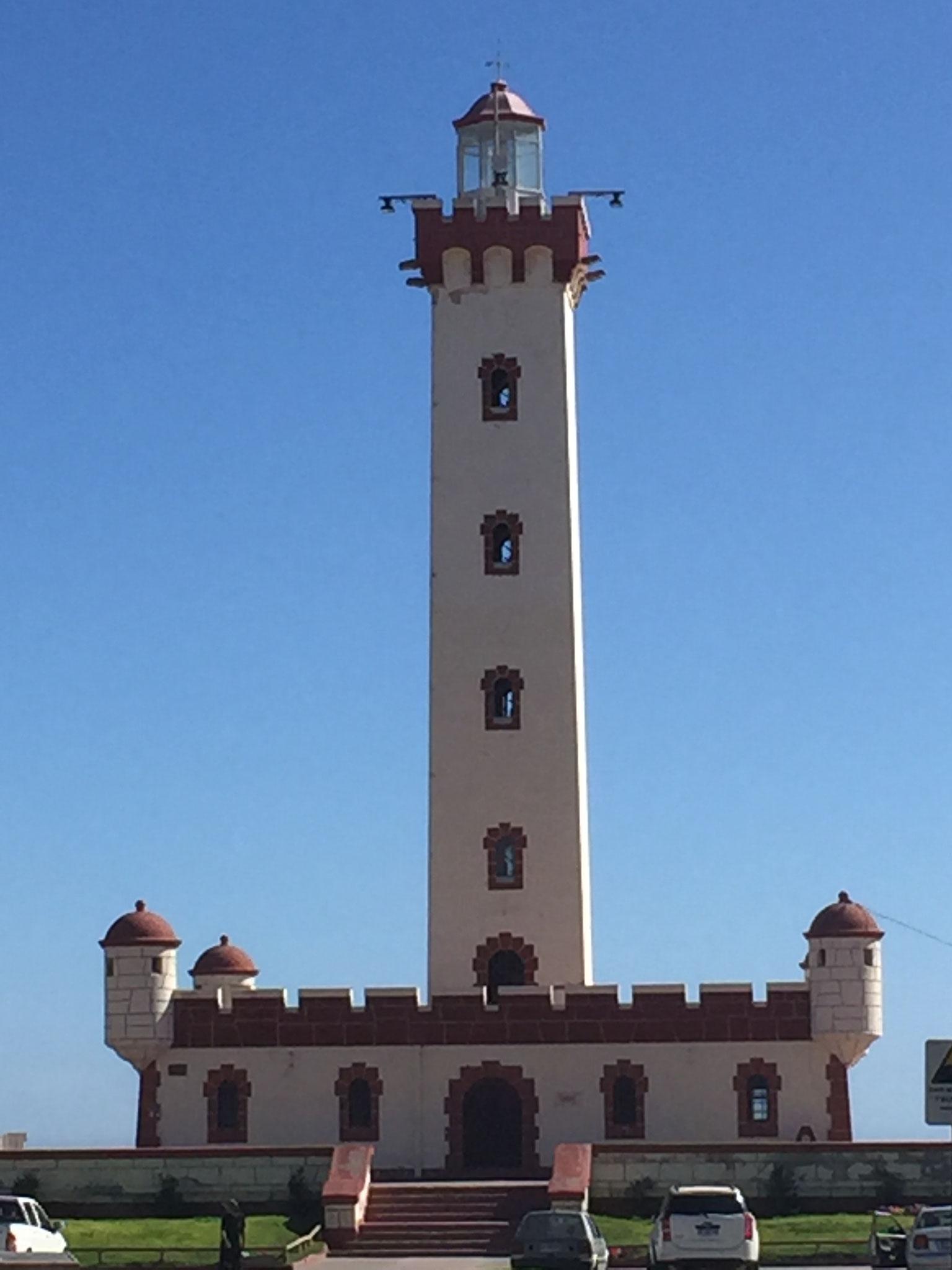 .... und Leuchtturm