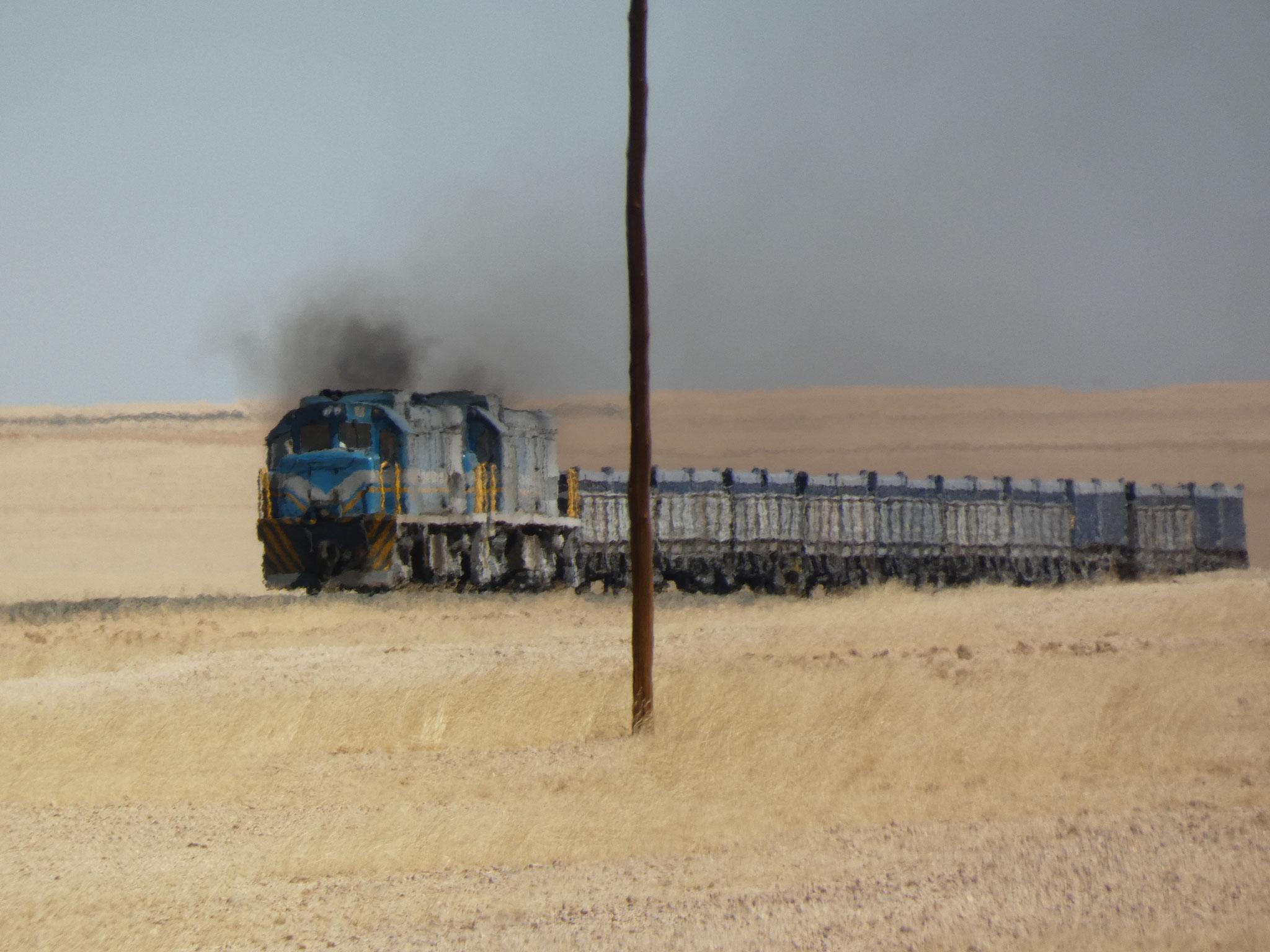 Zug Keetmanshoop nach Lüderitz