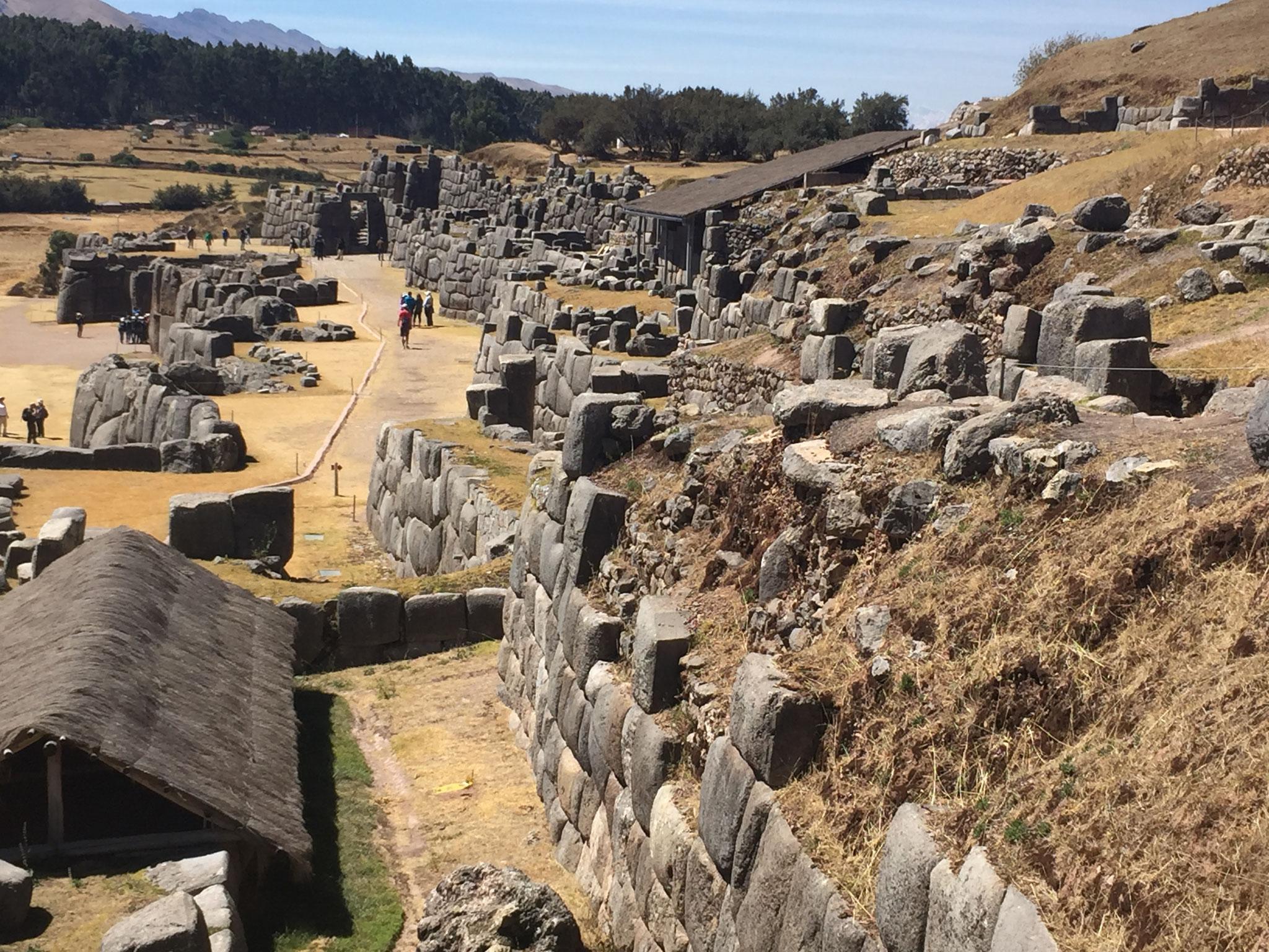 Festungsanlage Sacyayhuaman