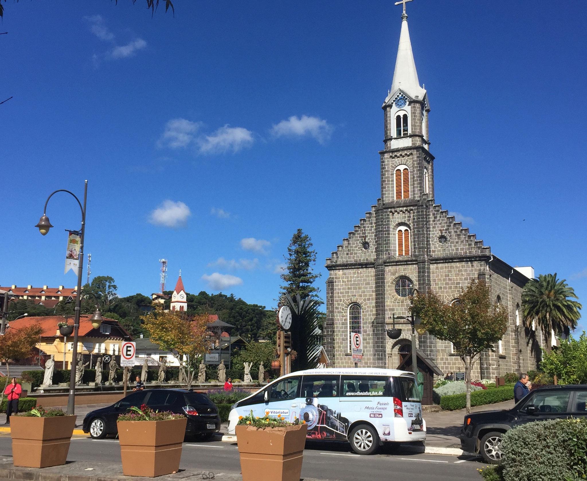 Kirche in Gramado