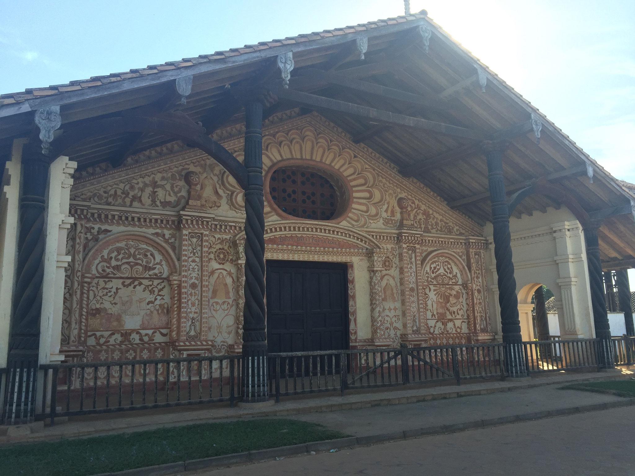 Jesuitenkirche San Rafael