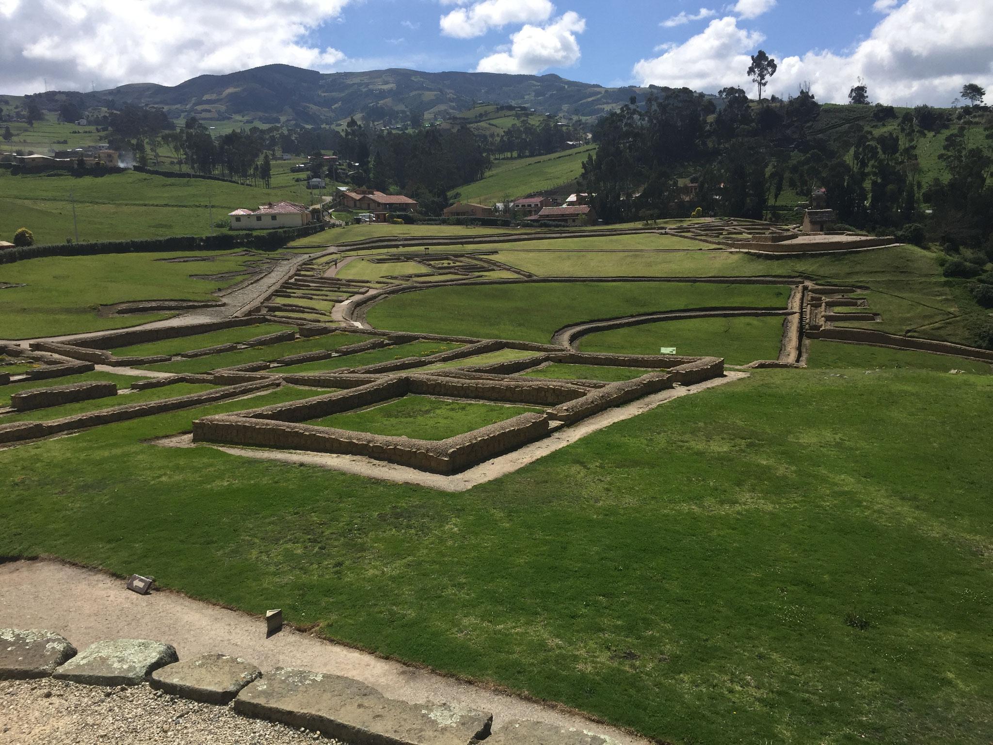 Ruinen Ingapirca